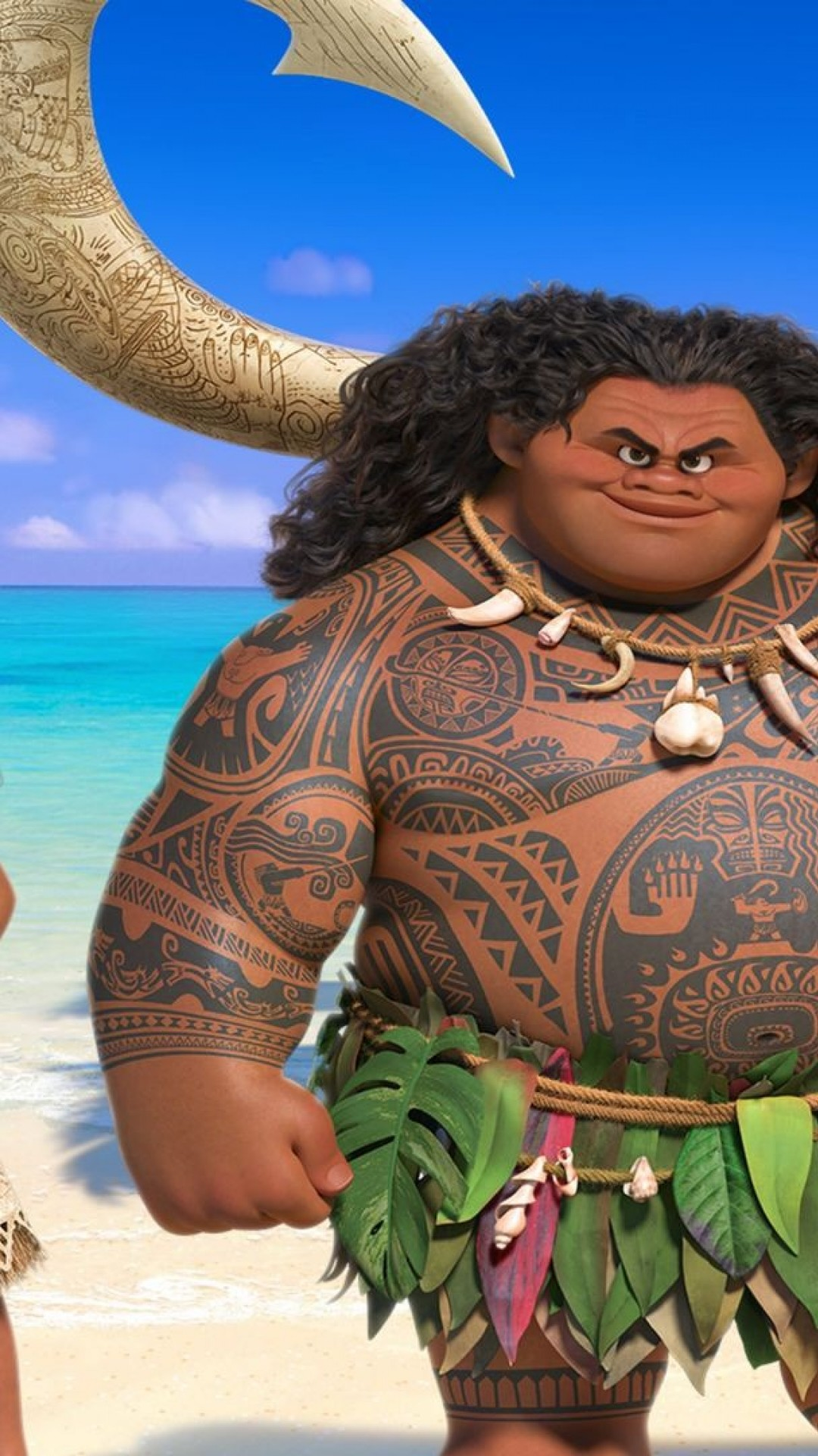 Moana Movie Wallpapers (59+ images)