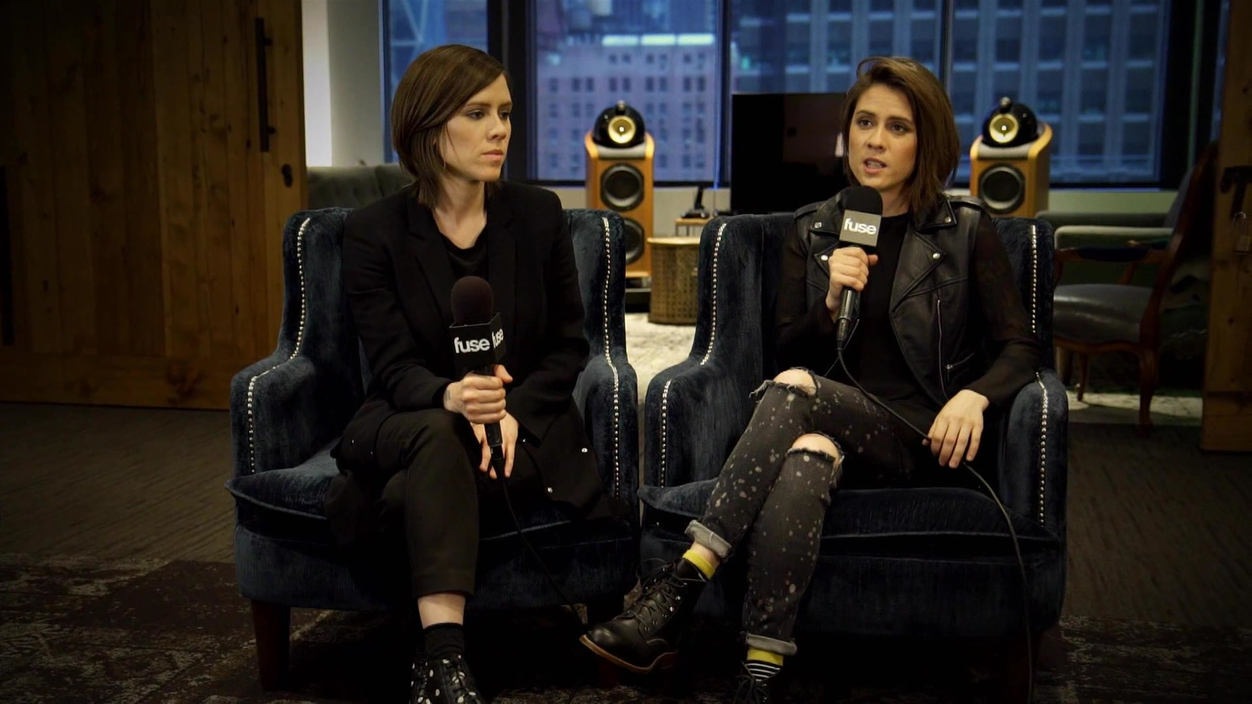 2560x1440 Future LGBTQ History Month: How Tegan and Sara Take Representation a Step  Further - Fuse