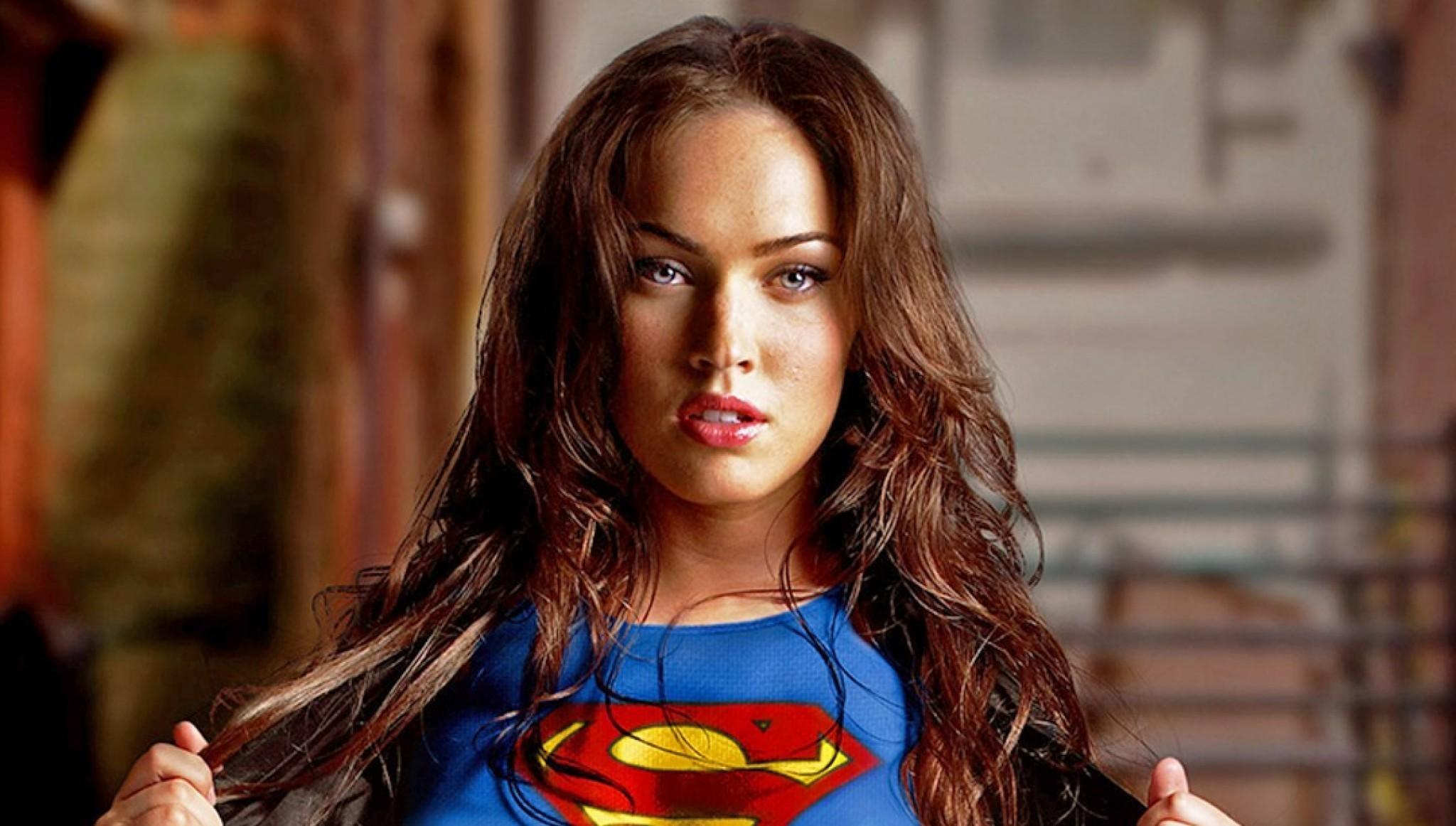 Megan Fox Supergirl Wallpaper 45 Images