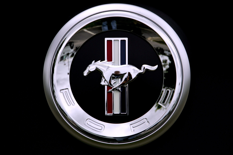 Ford Mustang Emblem Wallpaper (58+ images)