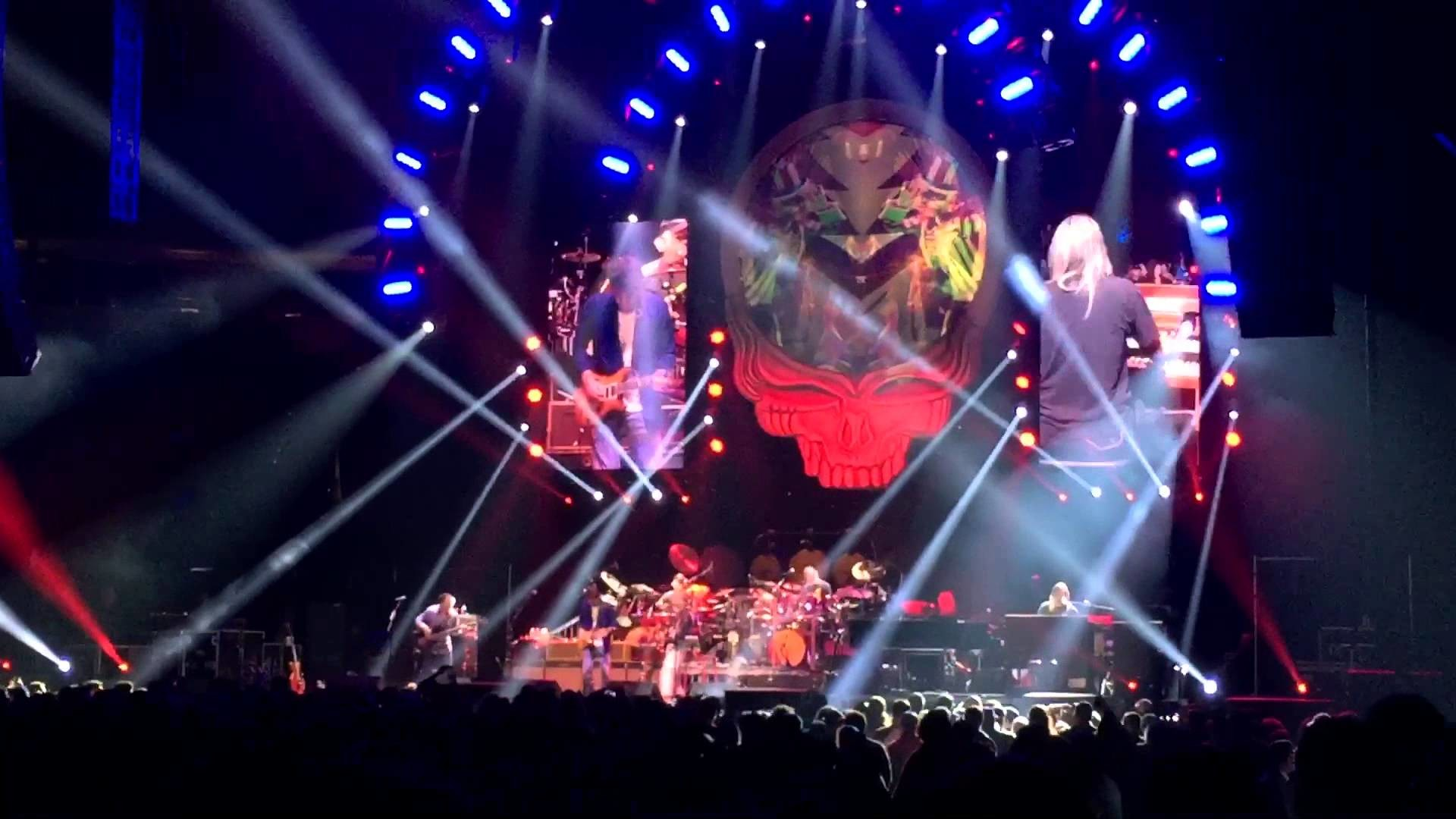 1920x1080 Dead & Company - U.S. Blues - 11/11/15 - First Niagara Center - Buffalo - Grateful  Dead