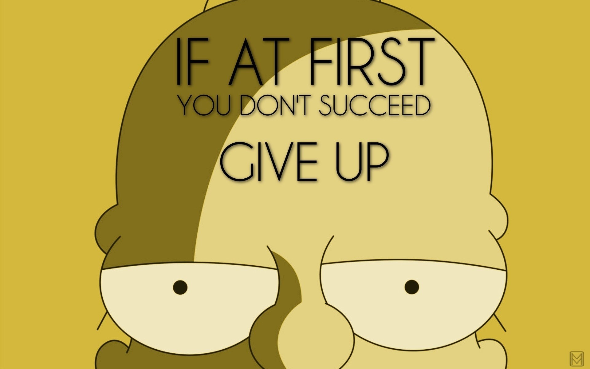 1920x1200 Tv quotes funny homer simpson the simpsons wallpaper. Fresh HD wallpapers  for your desktop.
