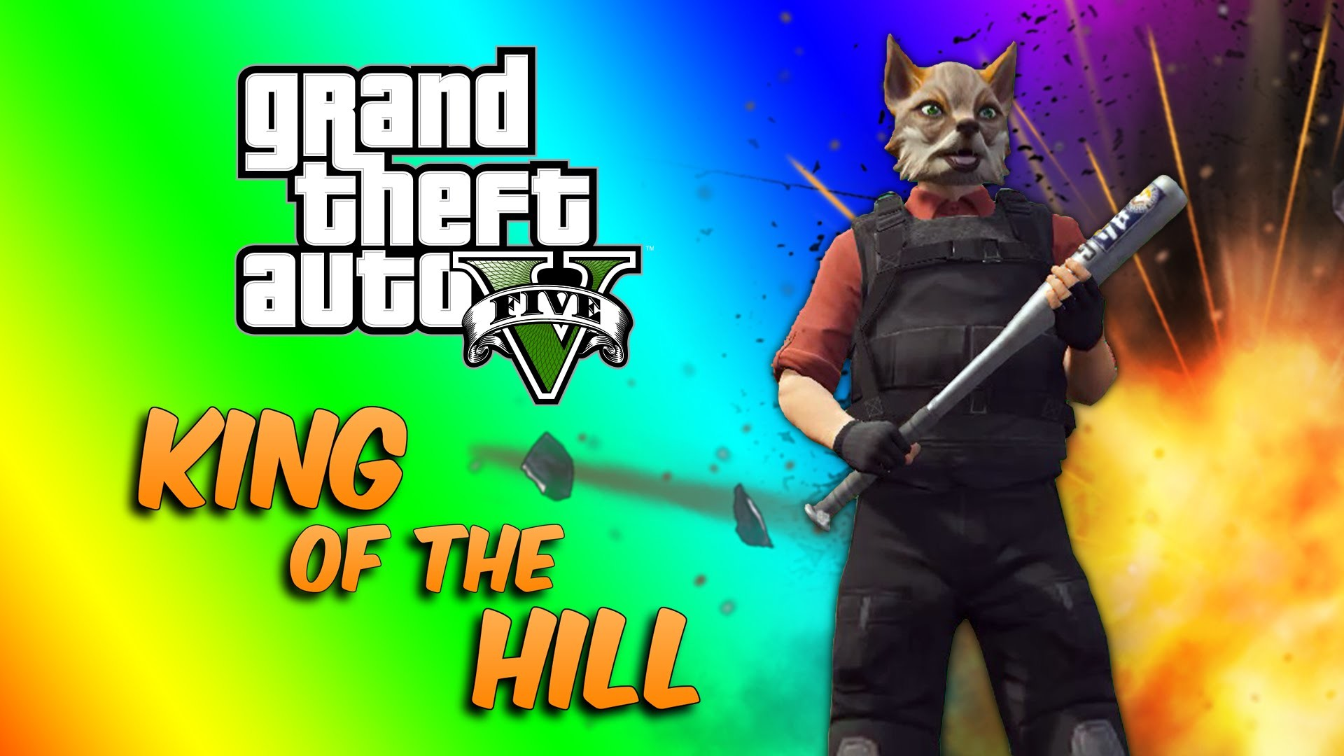 1920x1080 GTA 5 NEW DLC Update 'Freemode Events' Gameplay! - King of the Hill Game  Mode is FUN! (GTAV)