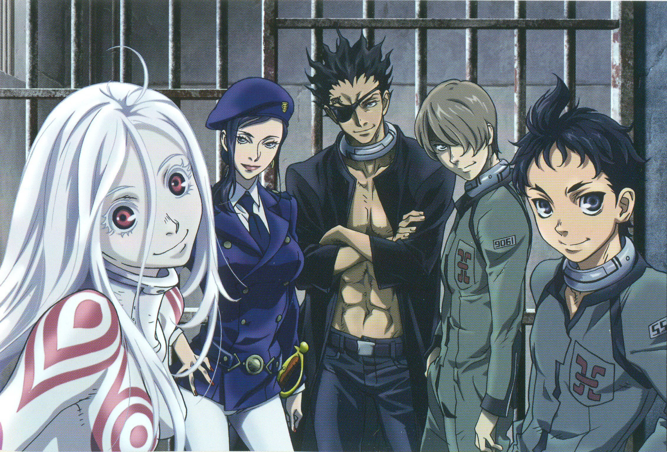 2264x1536 Deadman Wonderland images Deadman Wonderland HD wallpaper and background  photos