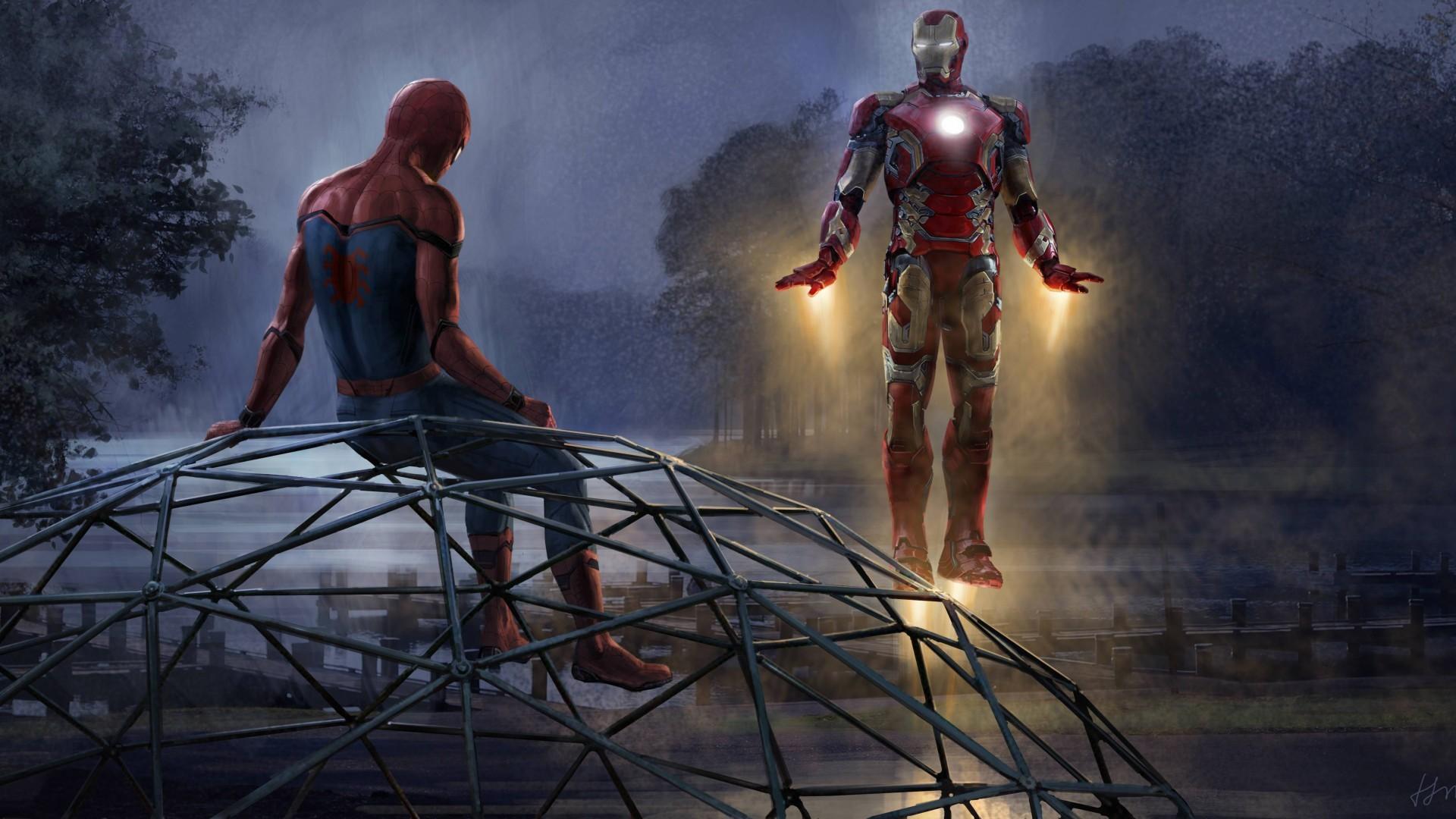 1920x1080 Movies / Iron Man Wallpaper