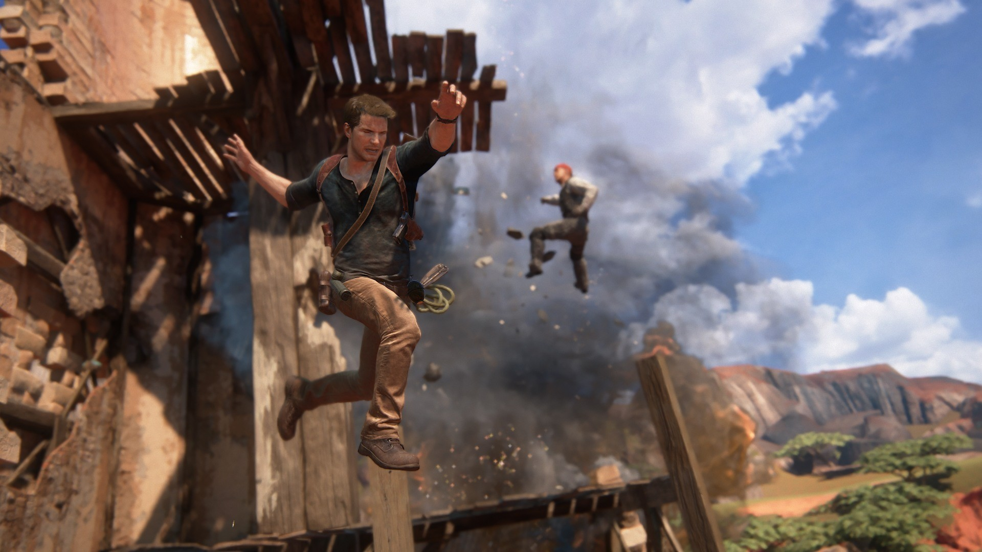 Uncharted 4 Wallpaper Hd 82 Images
