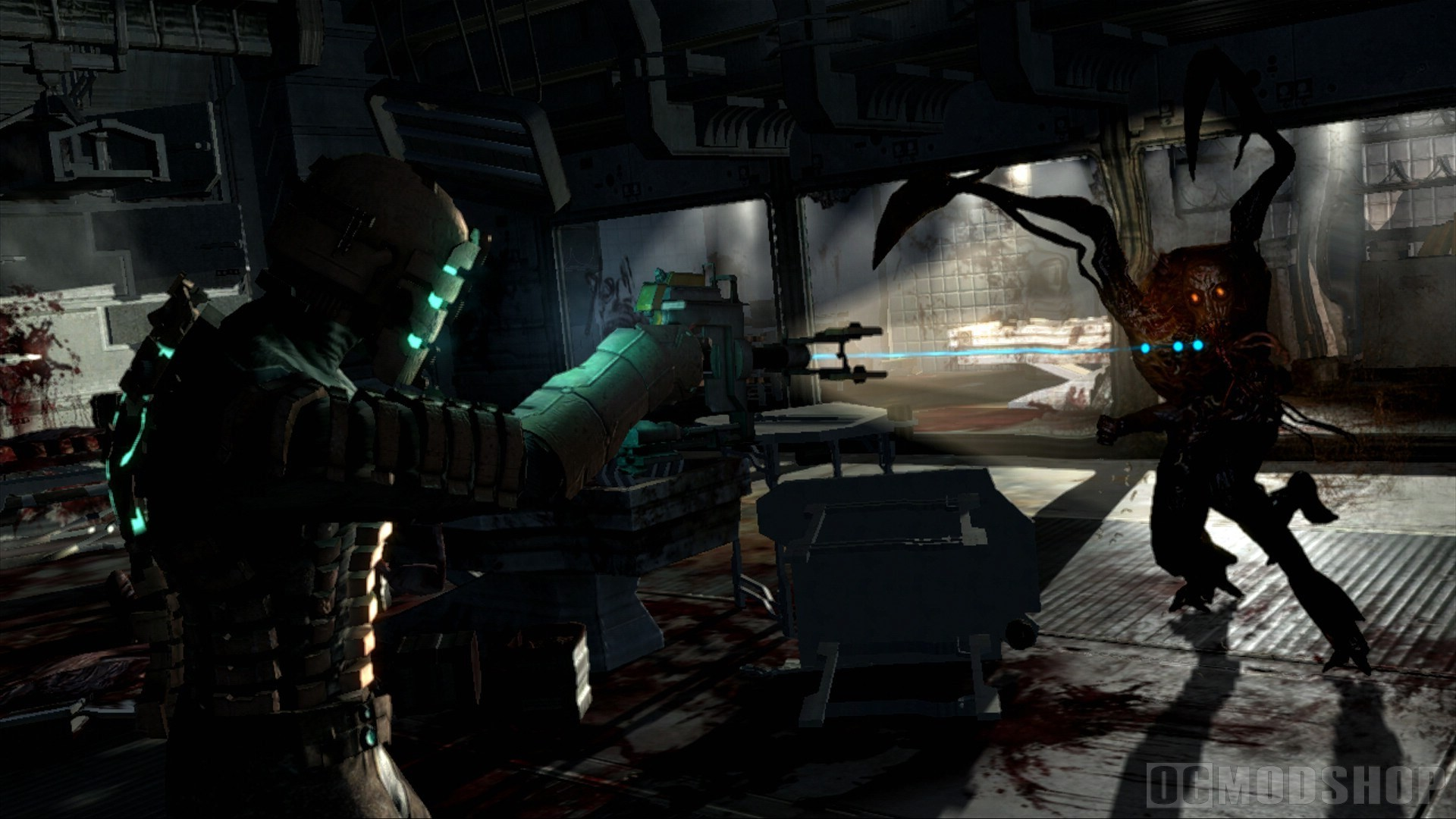 1920x1080 dead space screensavers and backgrounds free