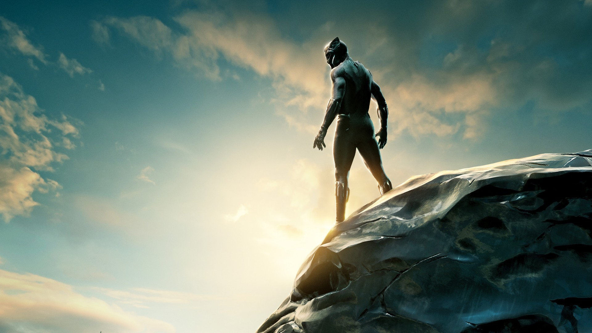 Black Panther 2018 Movie Still Full Hd Wallpaper: Black Panther Marvel HD Wallpaper (73+ Images