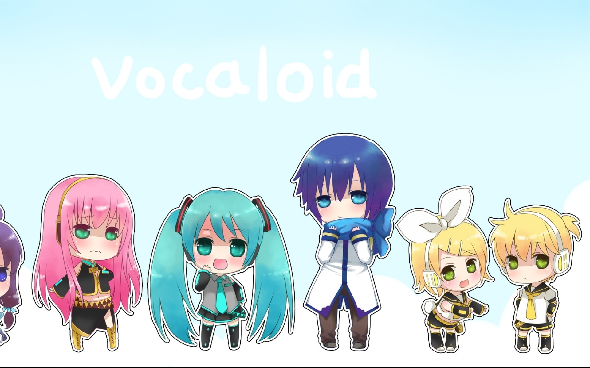 Cute anime backgrounds 63 images - Chibi background ...