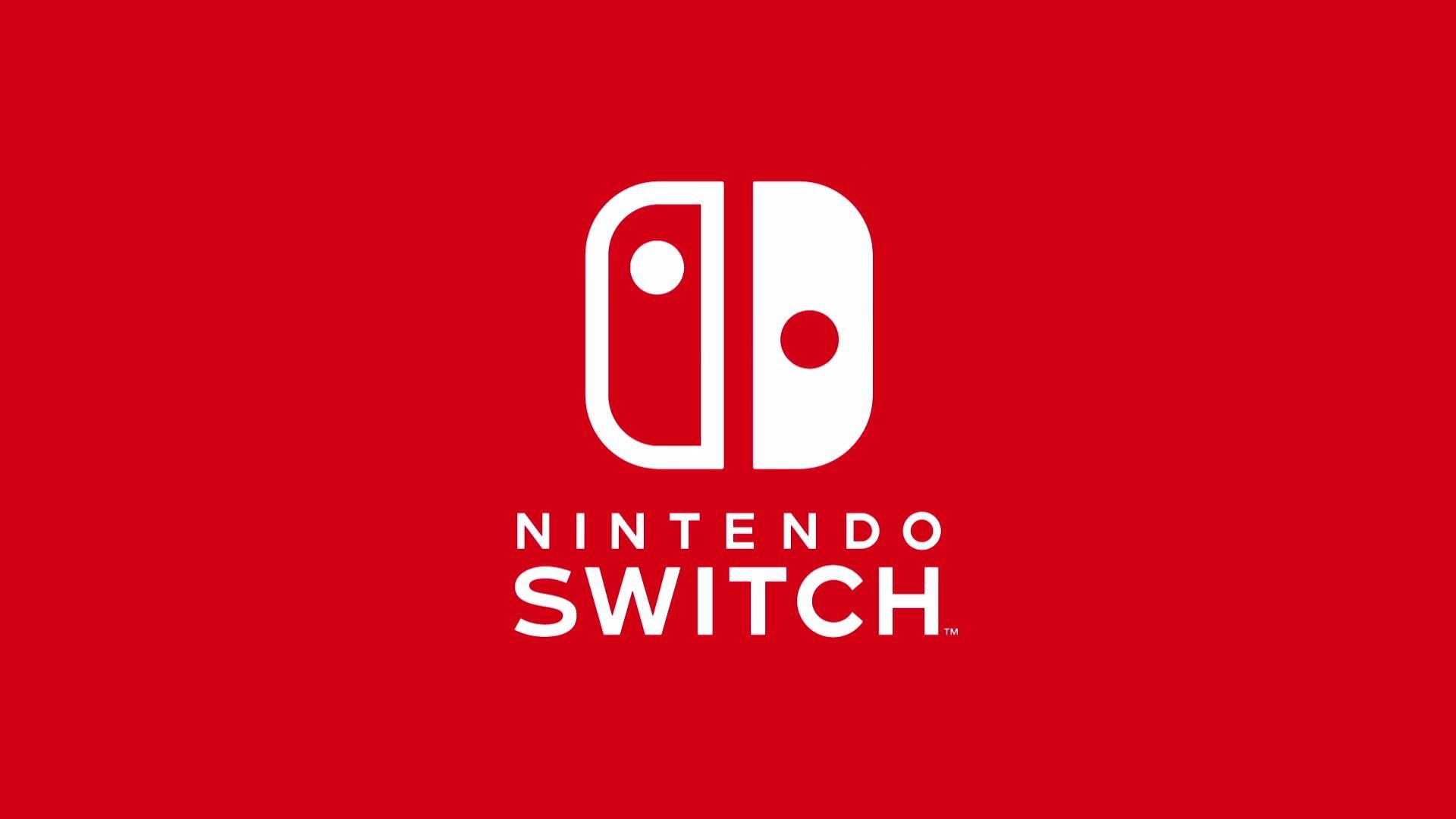 1920x1080 Nintendo Switch Logo