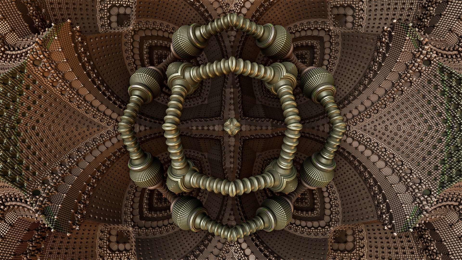 Hd Fractals Wallpapers 1080p: Full HD 3D Wallpaper Fractal (69+ Images