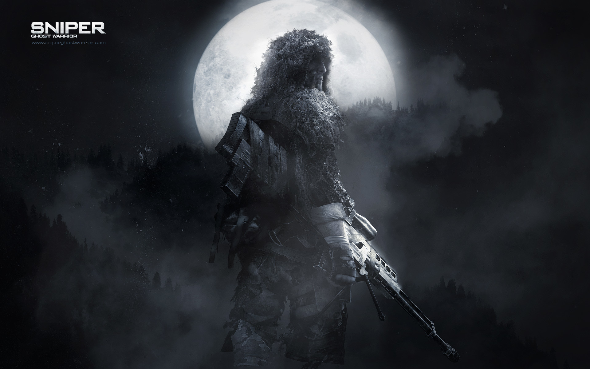 1920x1200 wallpapers, warrior, papers, ghost, sniper