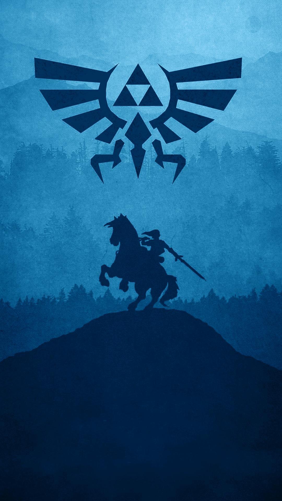 1080x1920 IPhone The Legend Of Zelda Wallpapers HD Desktop Backgrounds