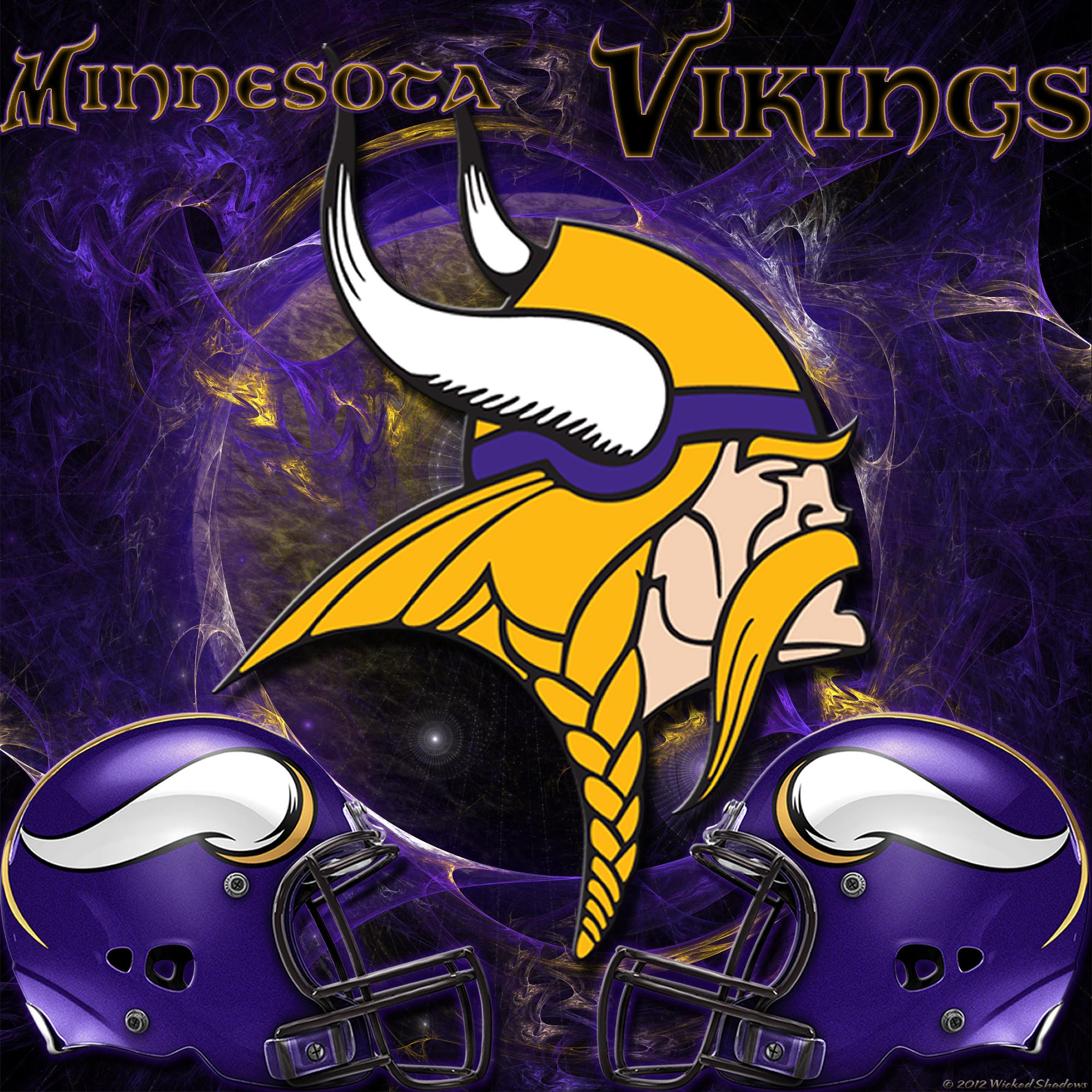 Minnesota Vikings Logo Images Wallpaper (66+ Images