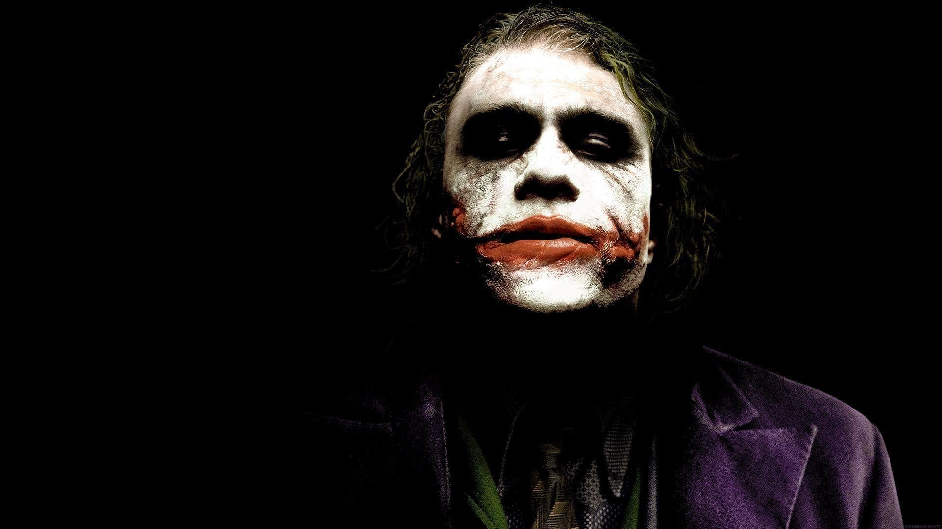 analysis of the joker