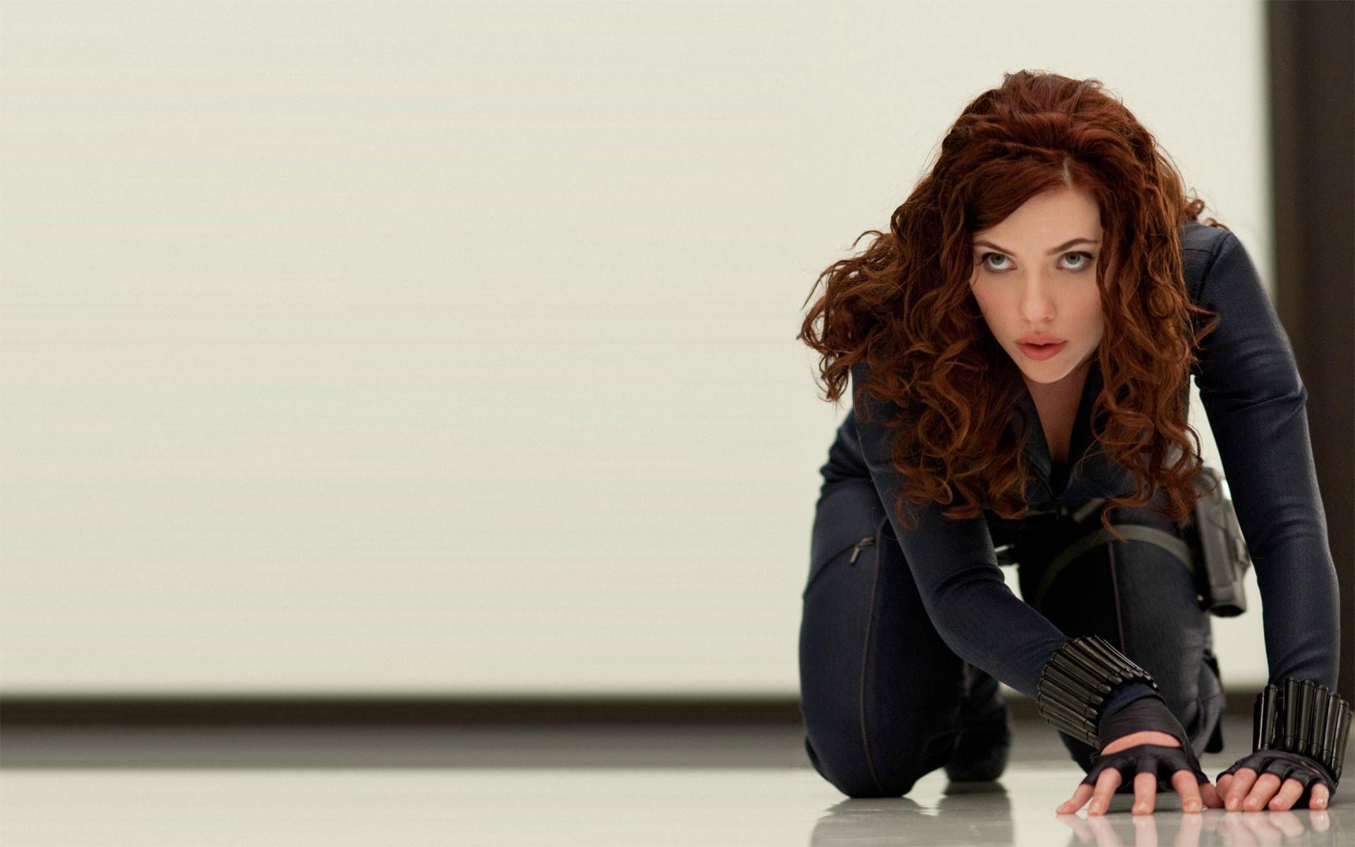 High Quality Hds Pics Of Scarlett Johansson As Redhead: Scarlett Johansson Black Widow Wallpaper (76+ Images