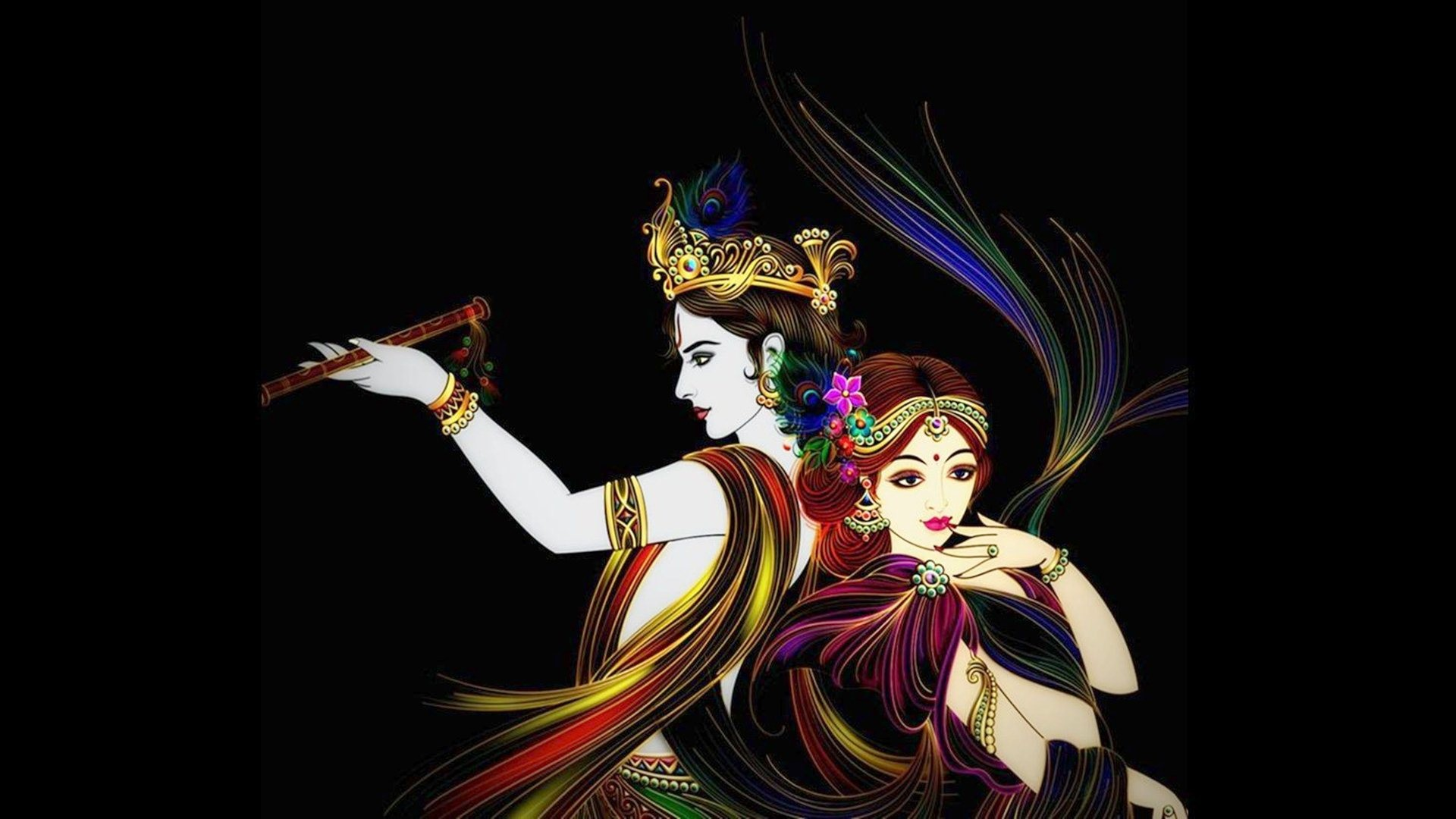 radha krishna hd wallpapers 68 images getwallpapers com