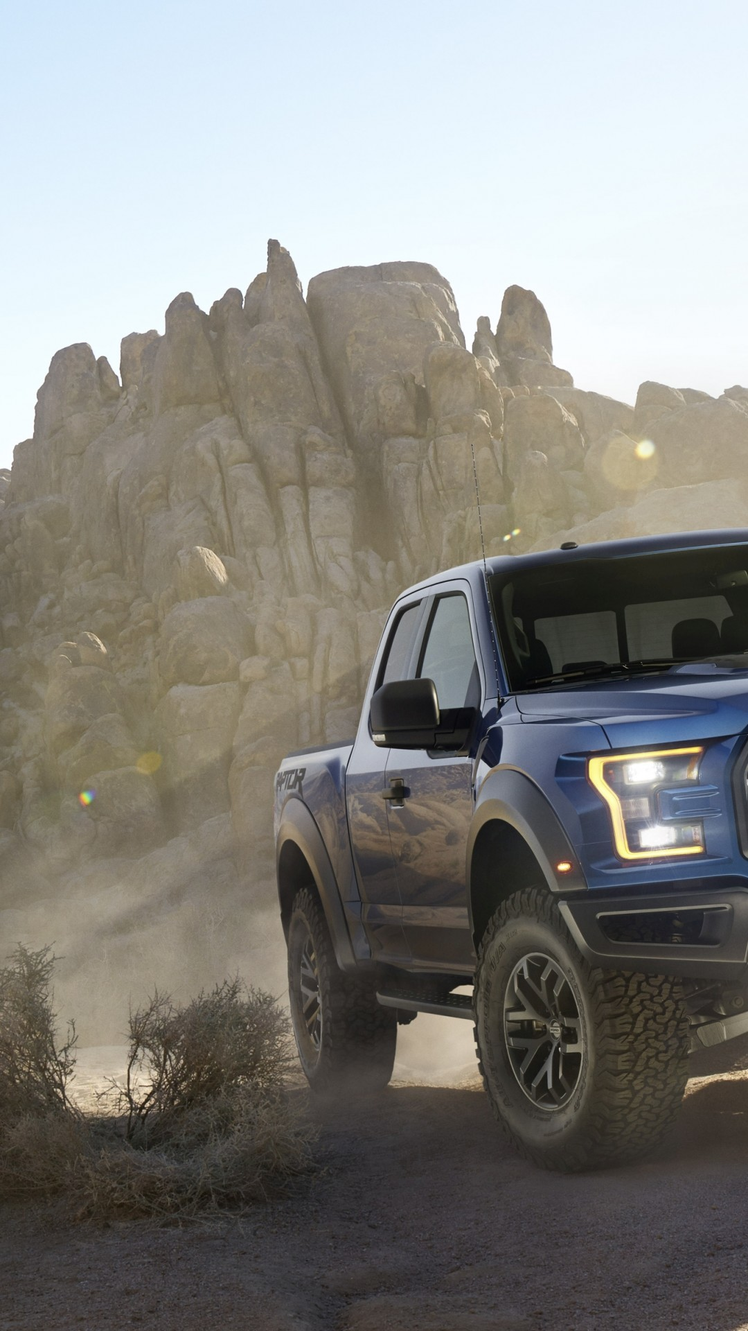 Ford Trucks Wallpapers (57+ images)
