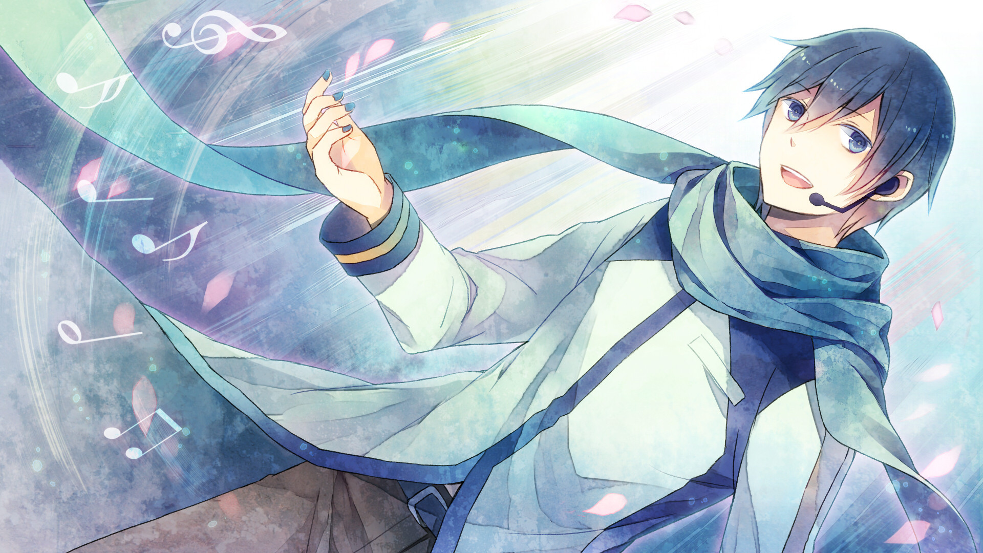 Vocaloid Kaito Wallpaper 70 Images