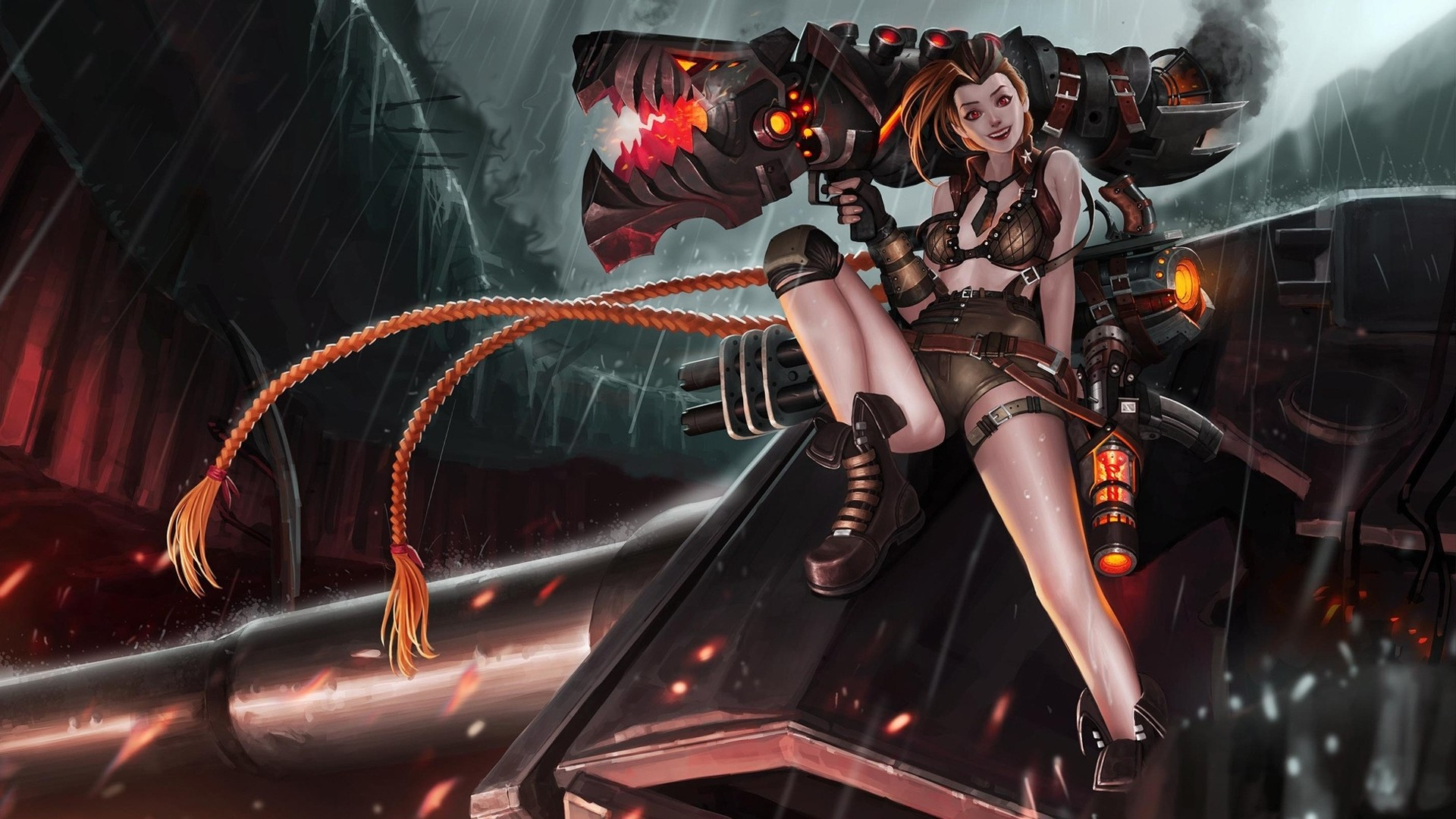 1920x1080 Free hd jinx wallpapers