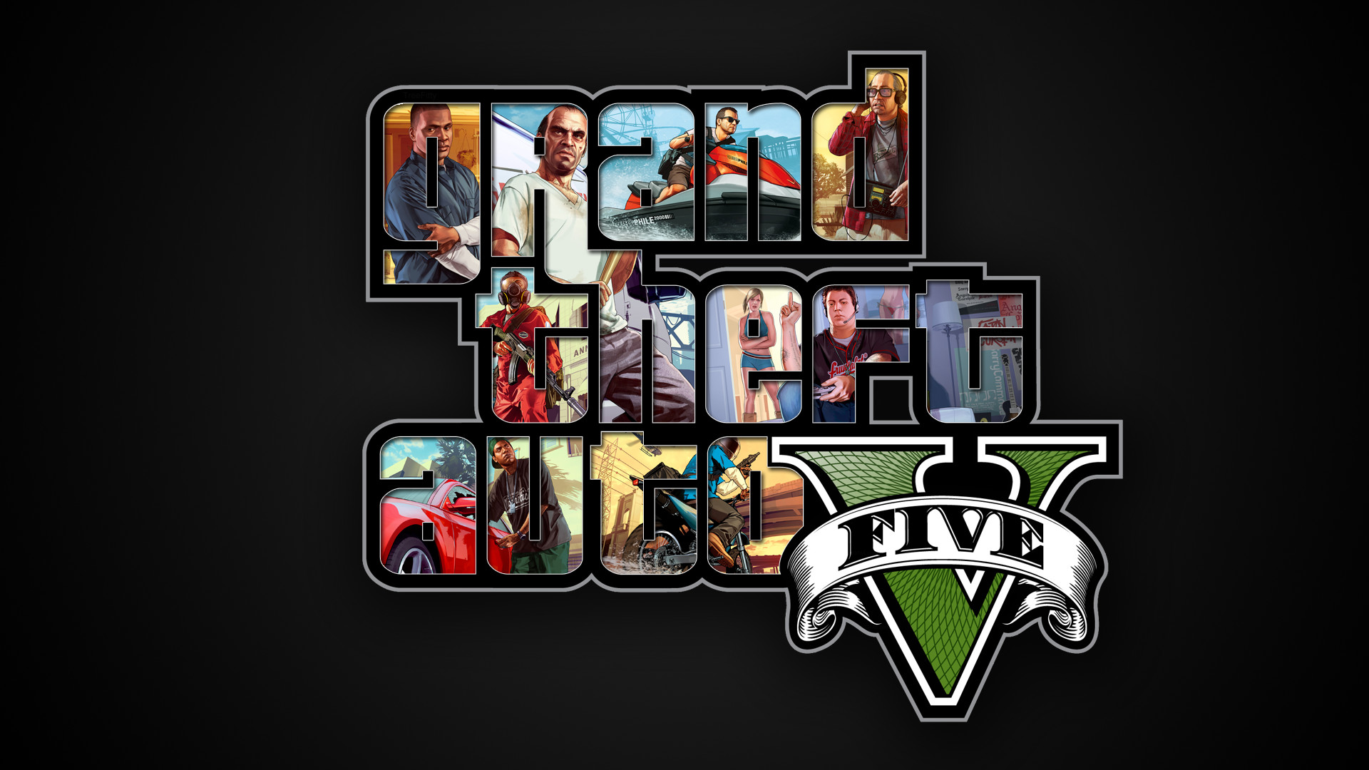 GTA V 4K Wallpaper (58+ Images