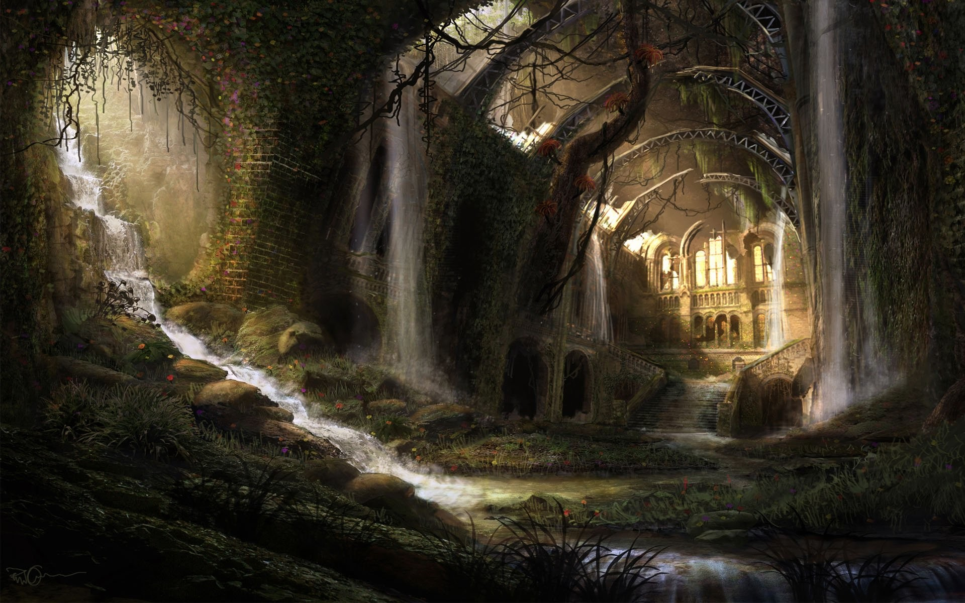 1920x1200 Fantasy HD Wallpaper Widescreen | Fantasy Hd Wallpapers Widescreen   - Free Download Wallpaper .