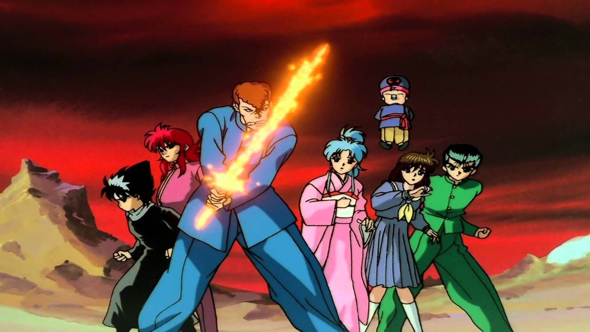 1920x1080  Yu Yu Hakusho Wallpapers Images Photos Pictures Backgrounds