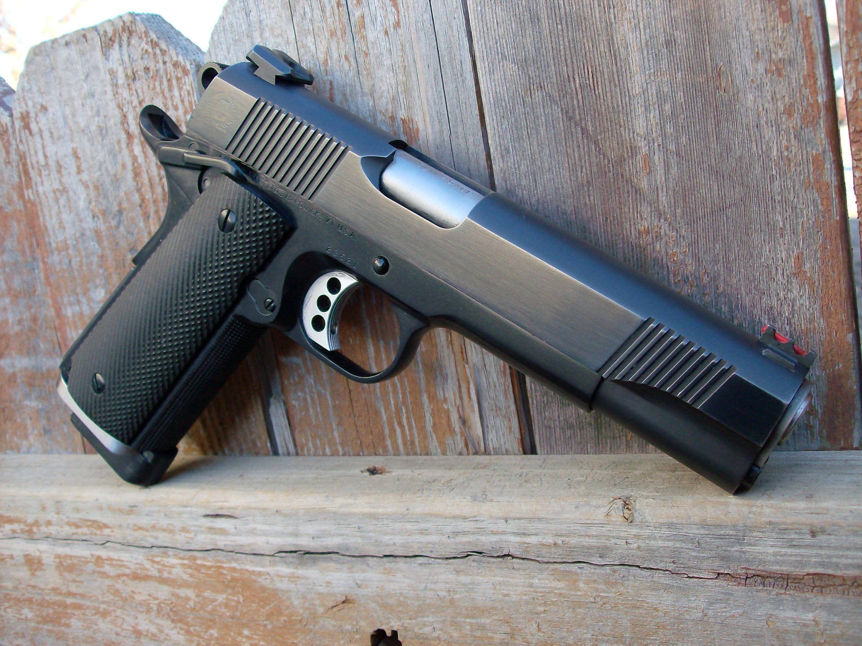 2848x2136 Colt 1911 Pistol Computer Wallpapers, Desktop Backgrounds |  .