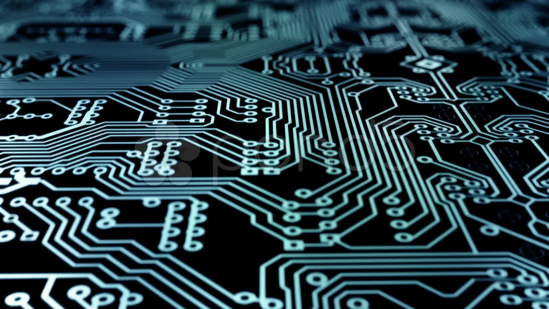 Circuit Board Wallpapers HD (63+ images)