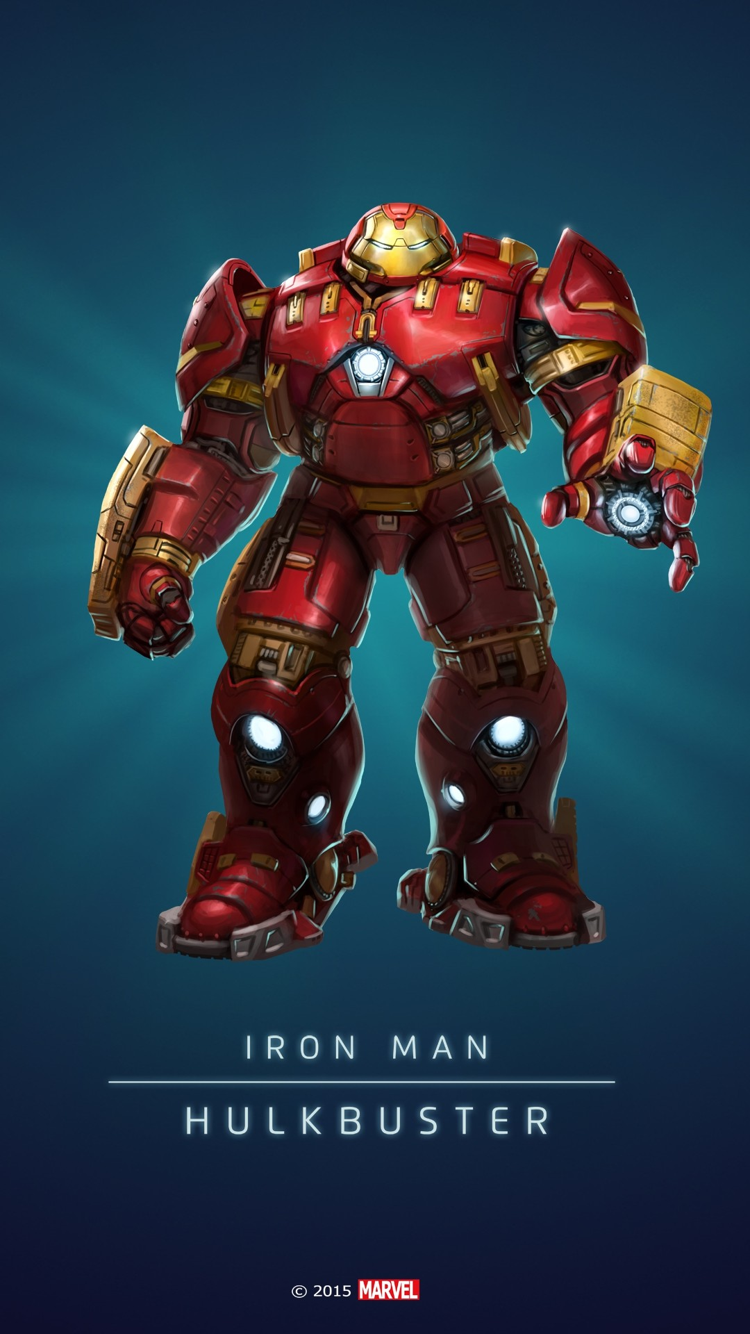 1080x1920 Hulkbuster Wallpaper & GIF - Download Now!