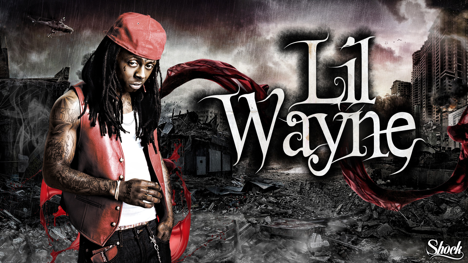 1920x1080 Lil Wayne HD 4 • Rap Wallpapers