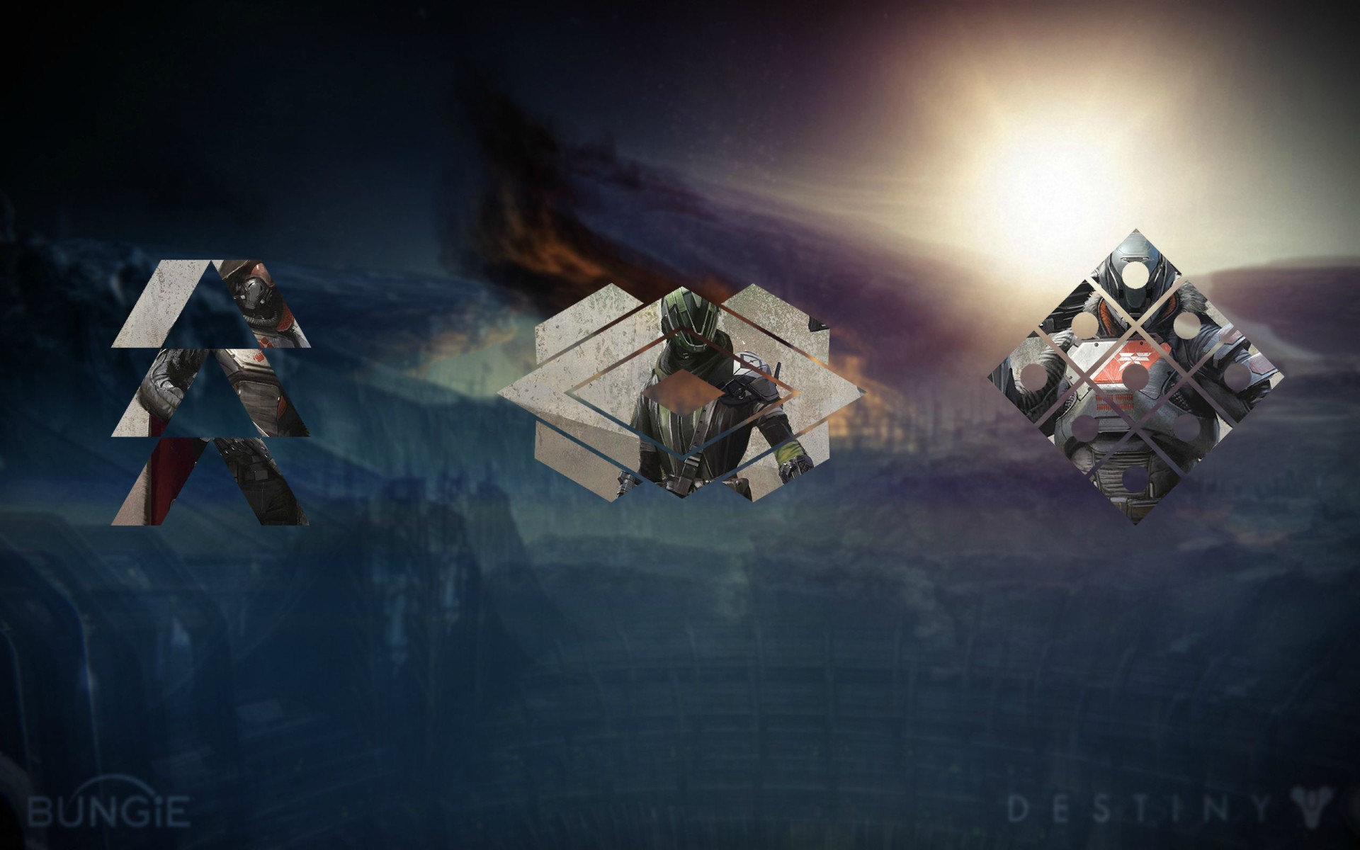 1920x1200 by Tangaroa Fillan Wallpaper for Android: Destiny
