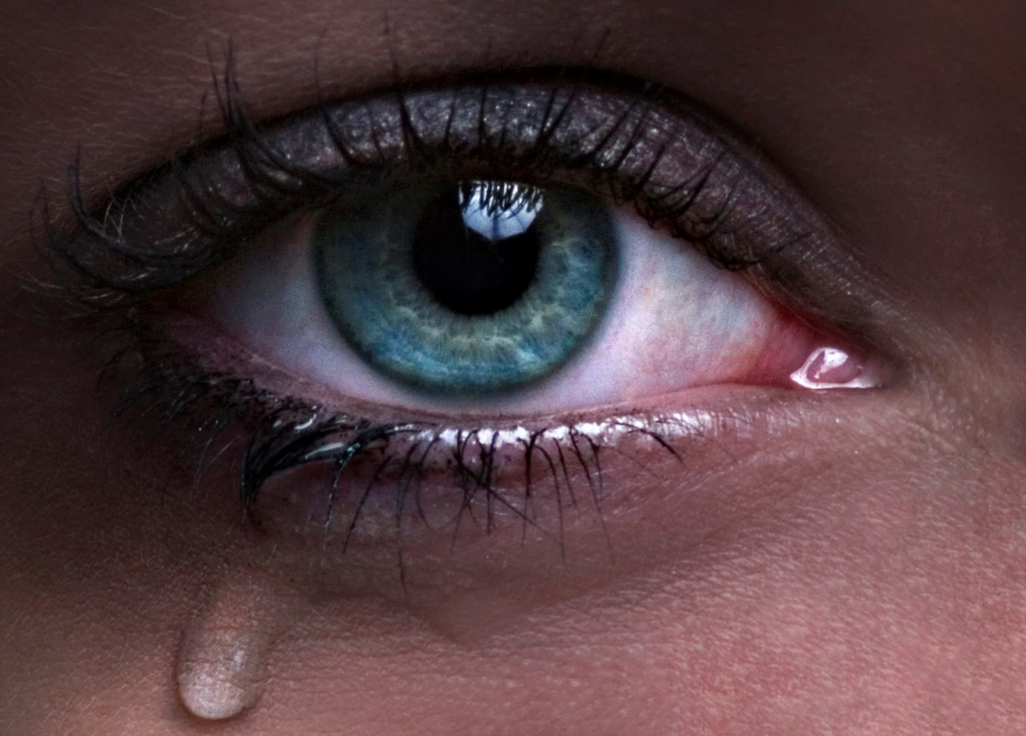 Tears wallpapers 69 images - Eye drawing wallpaper ...