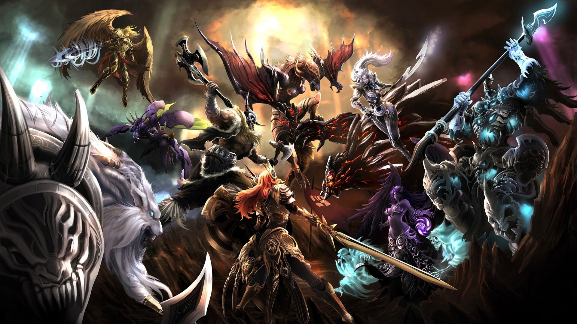 Forgotten Realms Wallpaper 81 Images