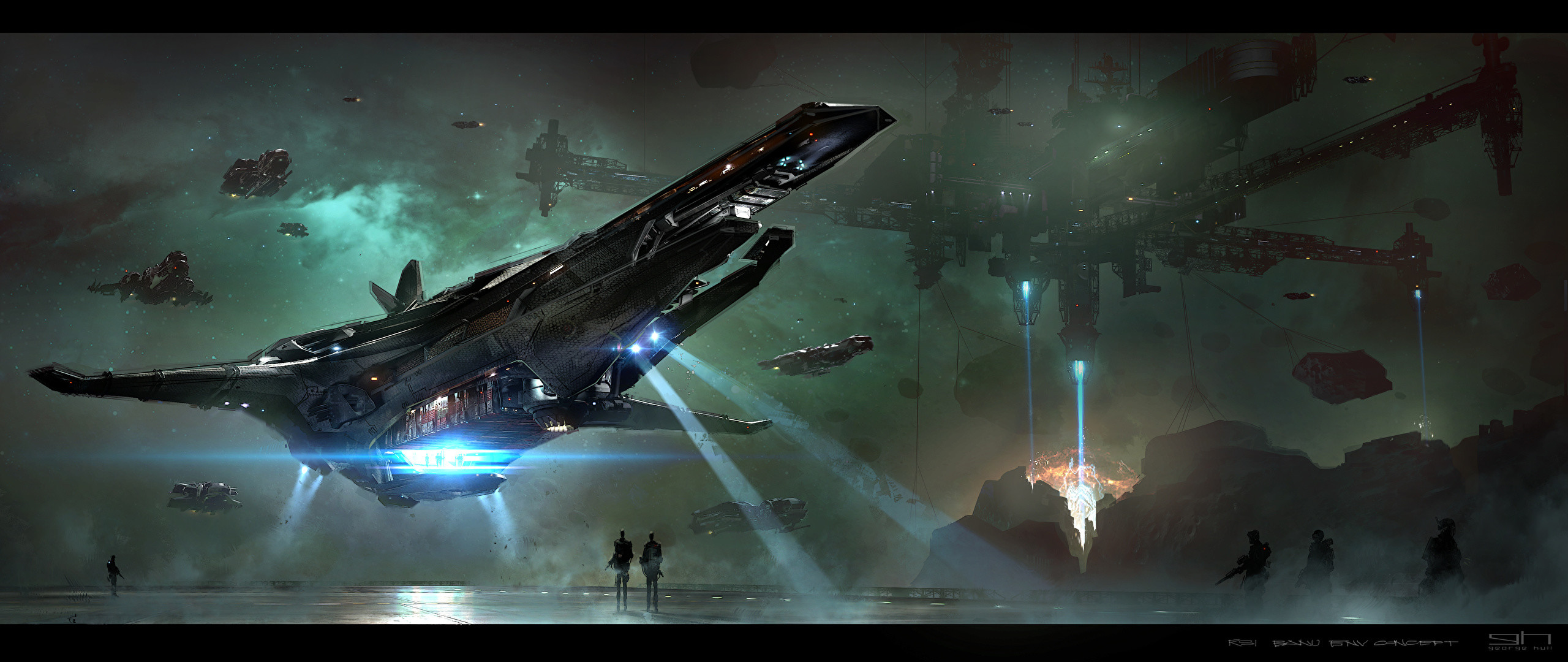 Space fantasy wallpaper 69 images - Fantasy wallpaper 3440x1440 ...