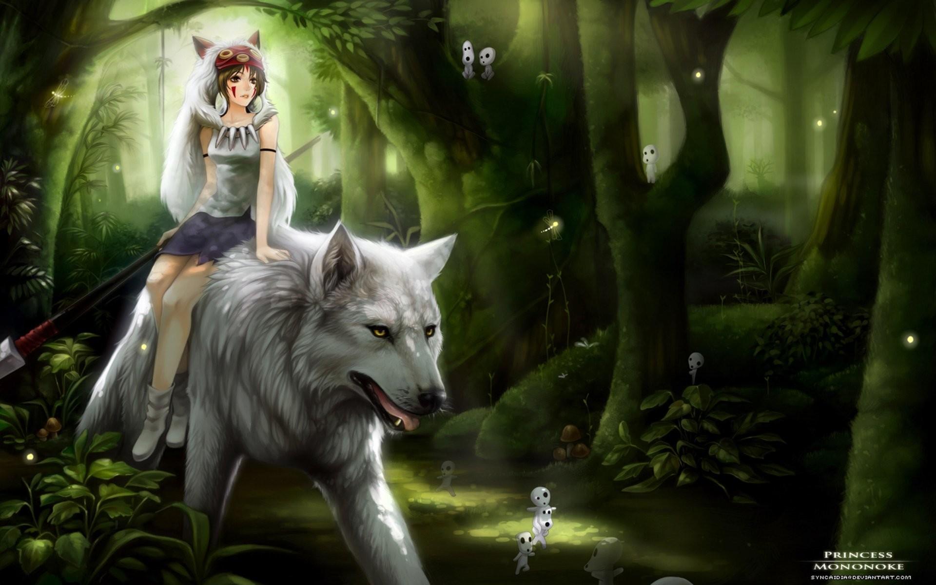 Magic Wolf Wallpapers Hd Enam Wallpaper