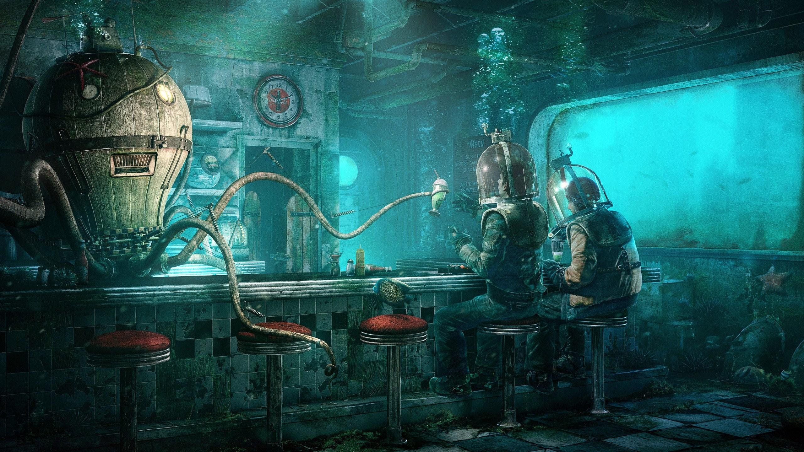 [47+] Retro Sci Fi Wallpaper on WallpaperSafari