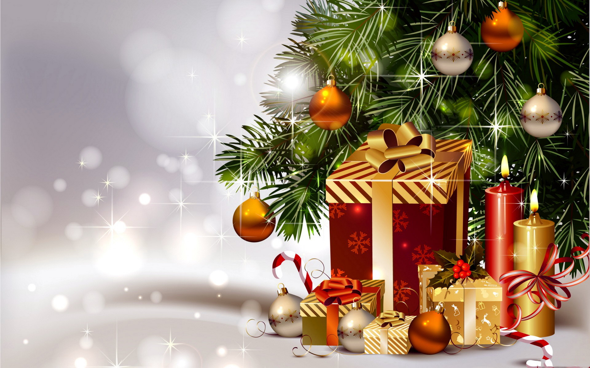 1920x1200 Christmas Wallpapers Free HD Merry Christmas Photos