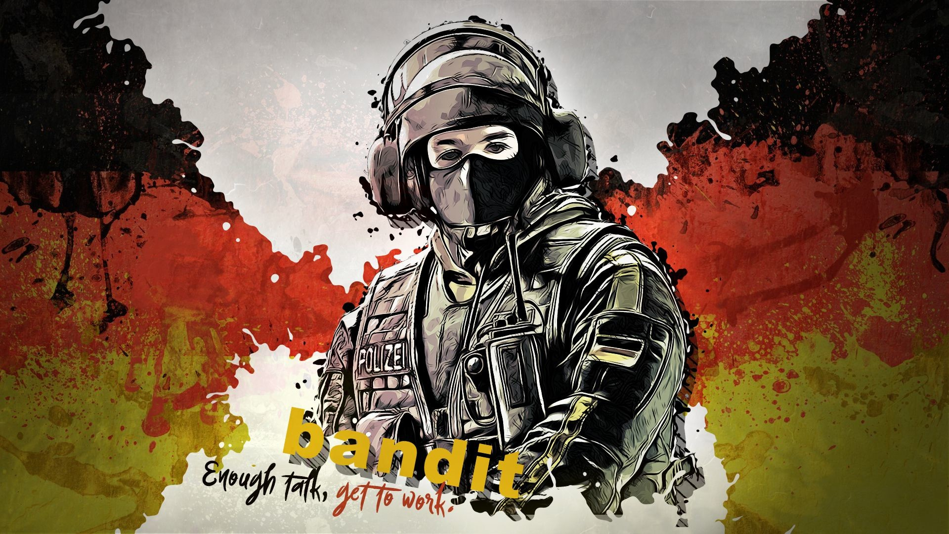 Rainbow Six Siege Wallpapers (70+ Images