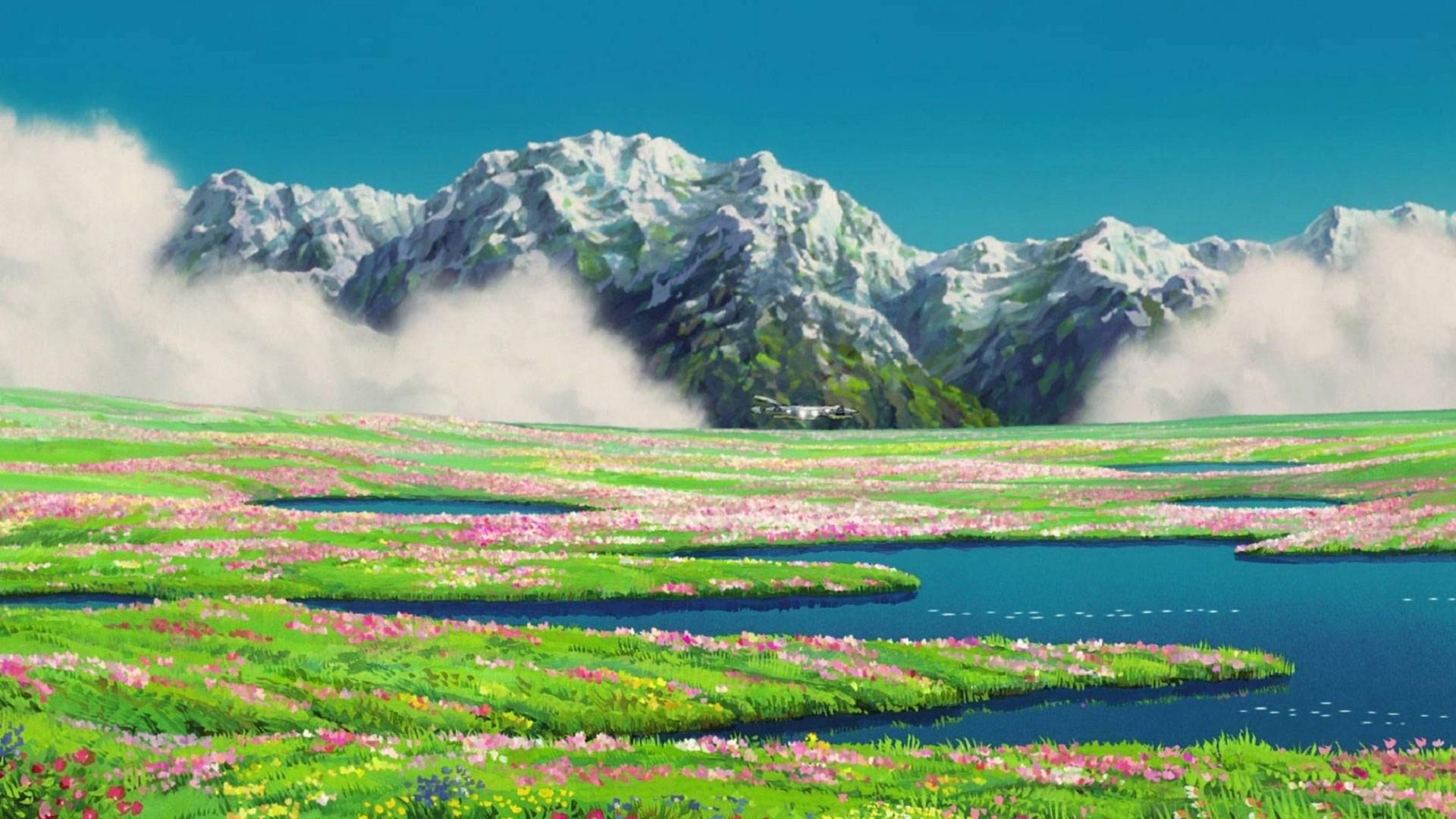 1920x1080 Studio Ghibli Wallpapers