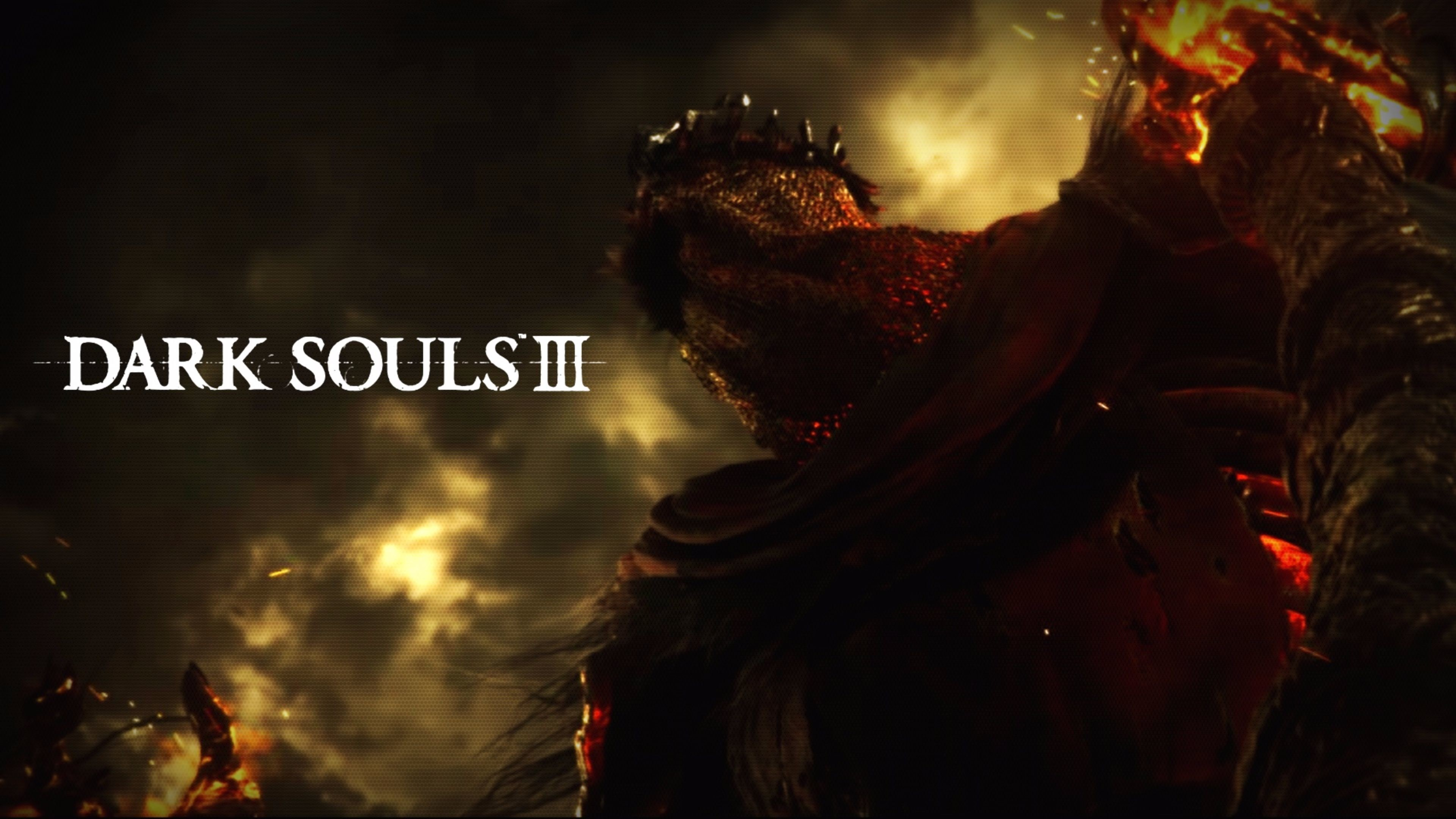 3840x2160 Dark Souls 3 4K UHD Wallpaper