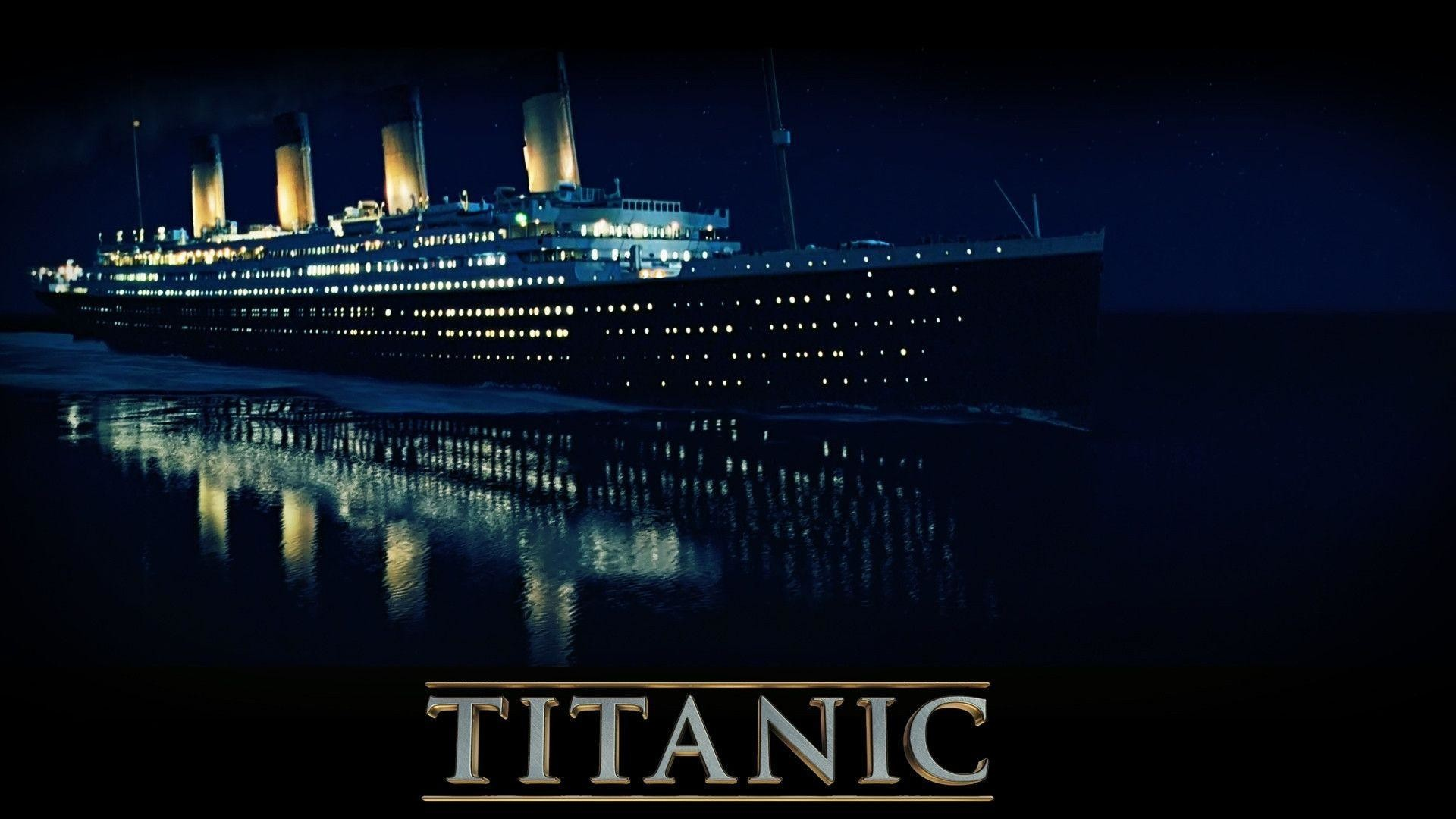 1920x1080 Titanic Ship Wallpapers | HD Wallpapers