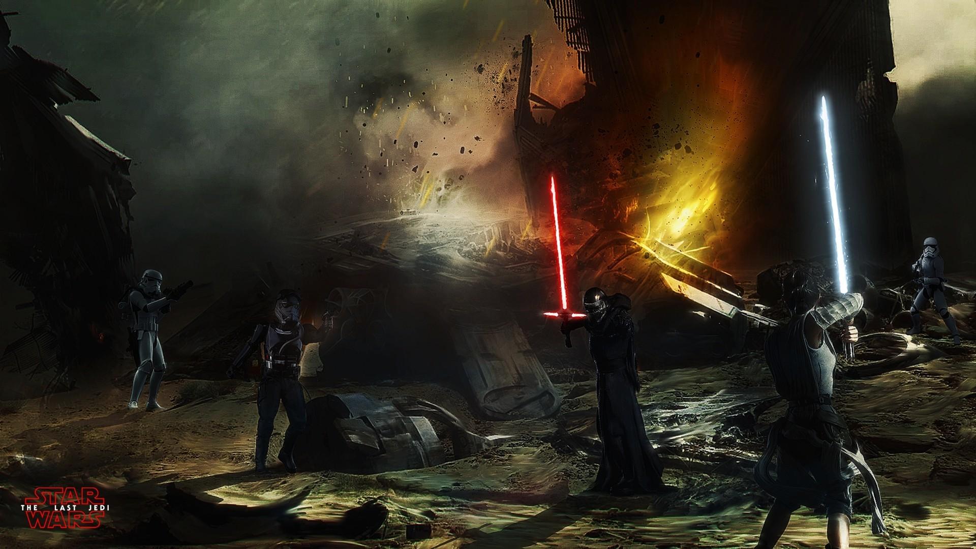 Star Wars The Last Jedi Desktop Wallpaper: Rey Star Wars HD Wallpaper (65+ Images