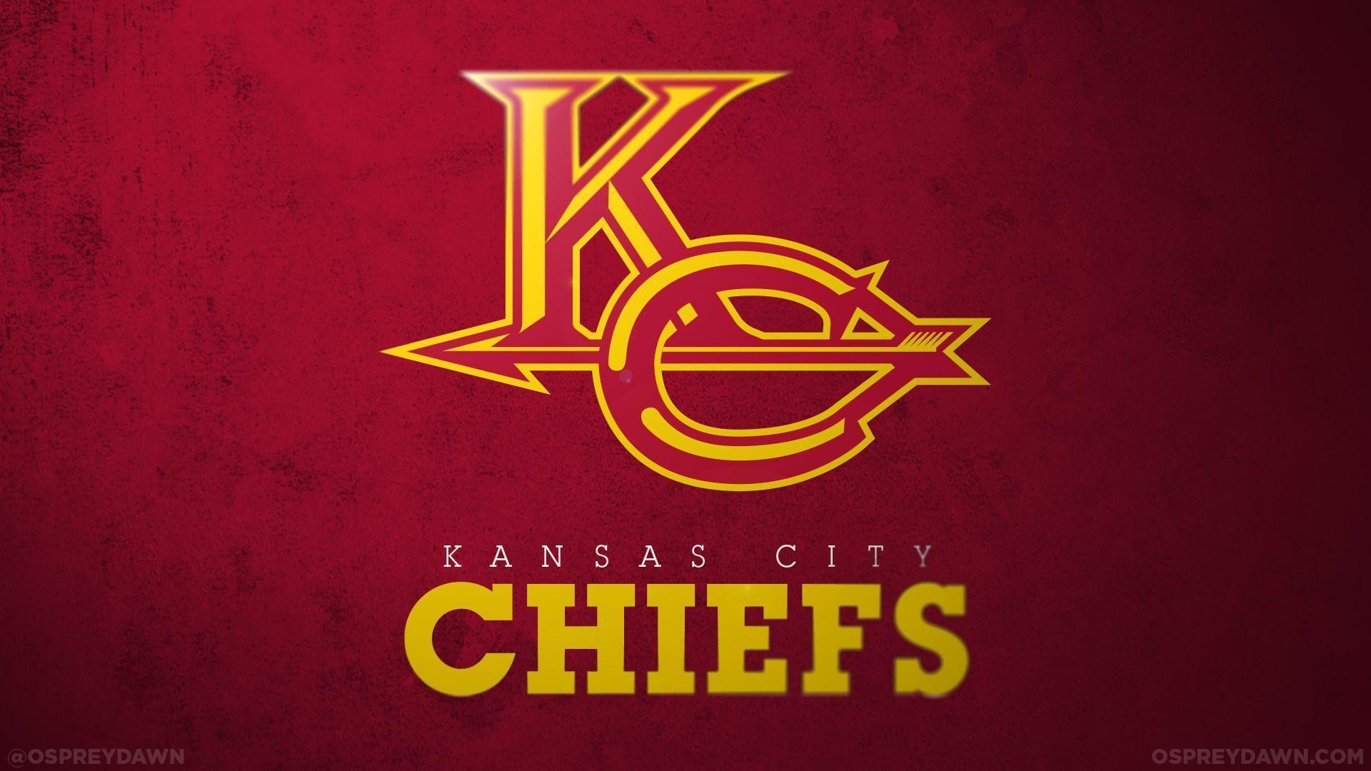 1920x1080 Kansas City Chiefs Football Team Logo Wallpapers HD / Desktop and .