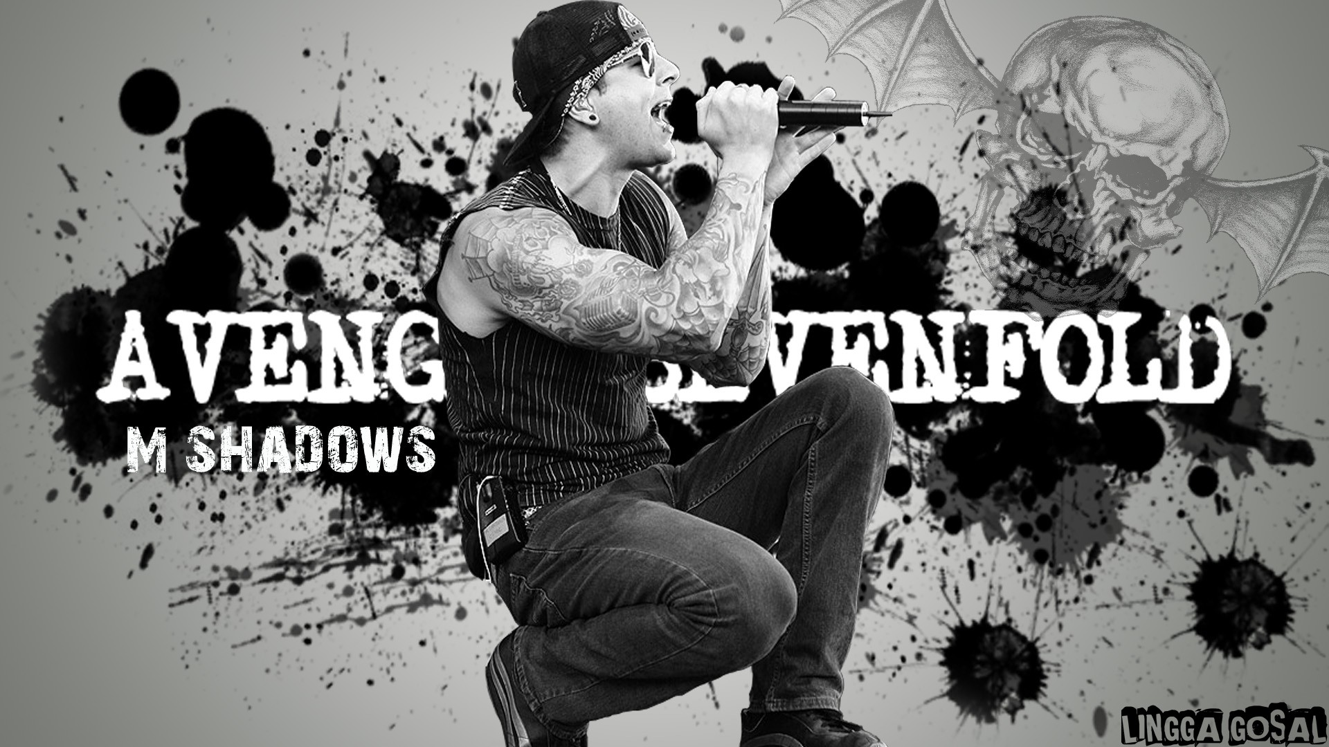 M Shadows Wallpaper M Shadows Wallpapers (...