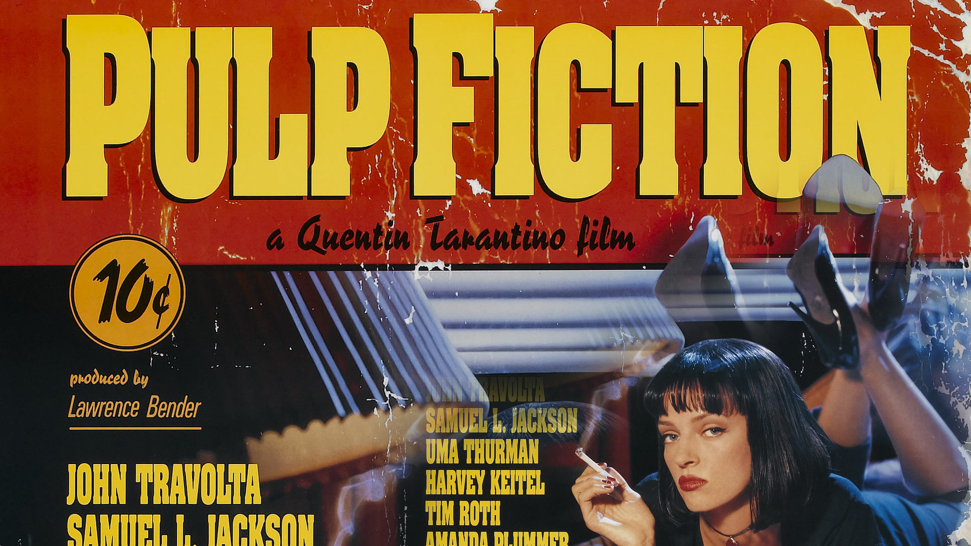 1920x1080 ... Pulp Fiction Xbox 360 Dashboard Wallpaper by Udder-Juice