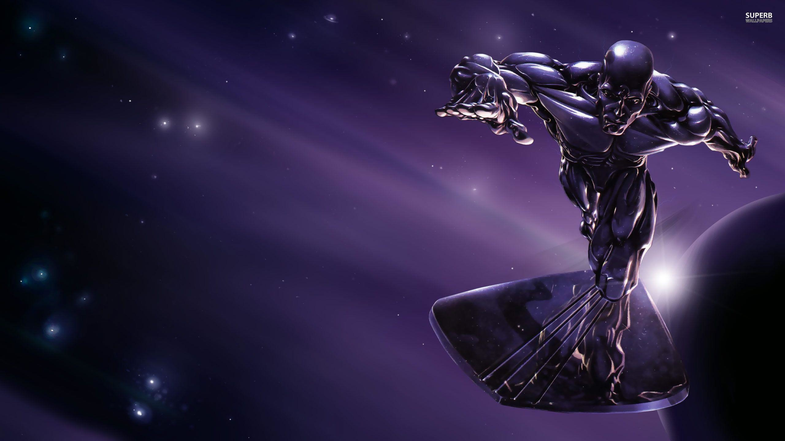 2560x1440 Fantastic 4: Rise of the Silver Surfer wallpaper - Movie .