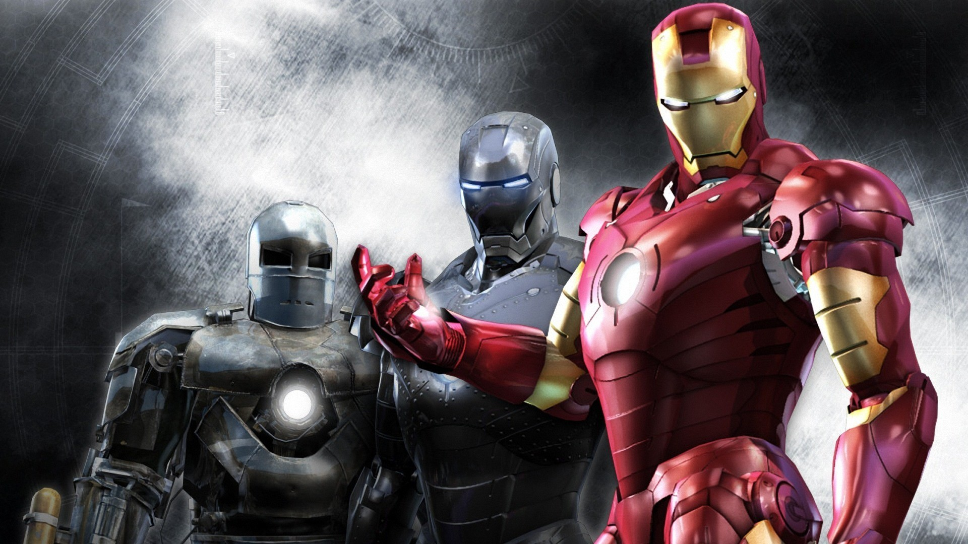 iron man suit wallpapers (75+ images)