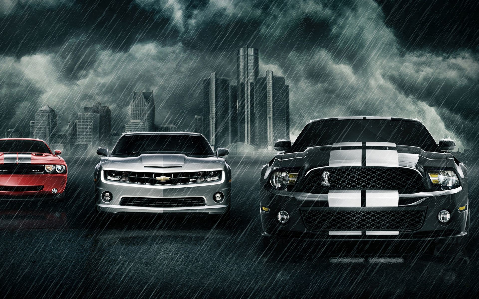 1920x1200 Images Of American Muscle Cars