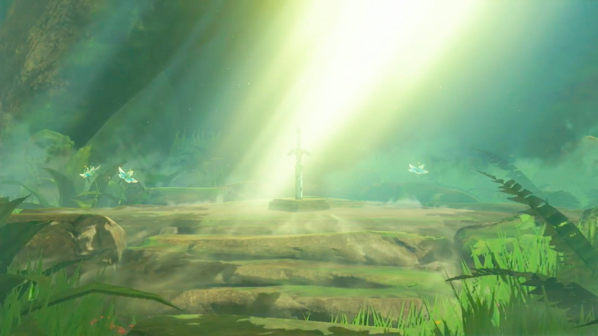 1920x1080 Master Sword - Zelda Breathe of the Wild ...